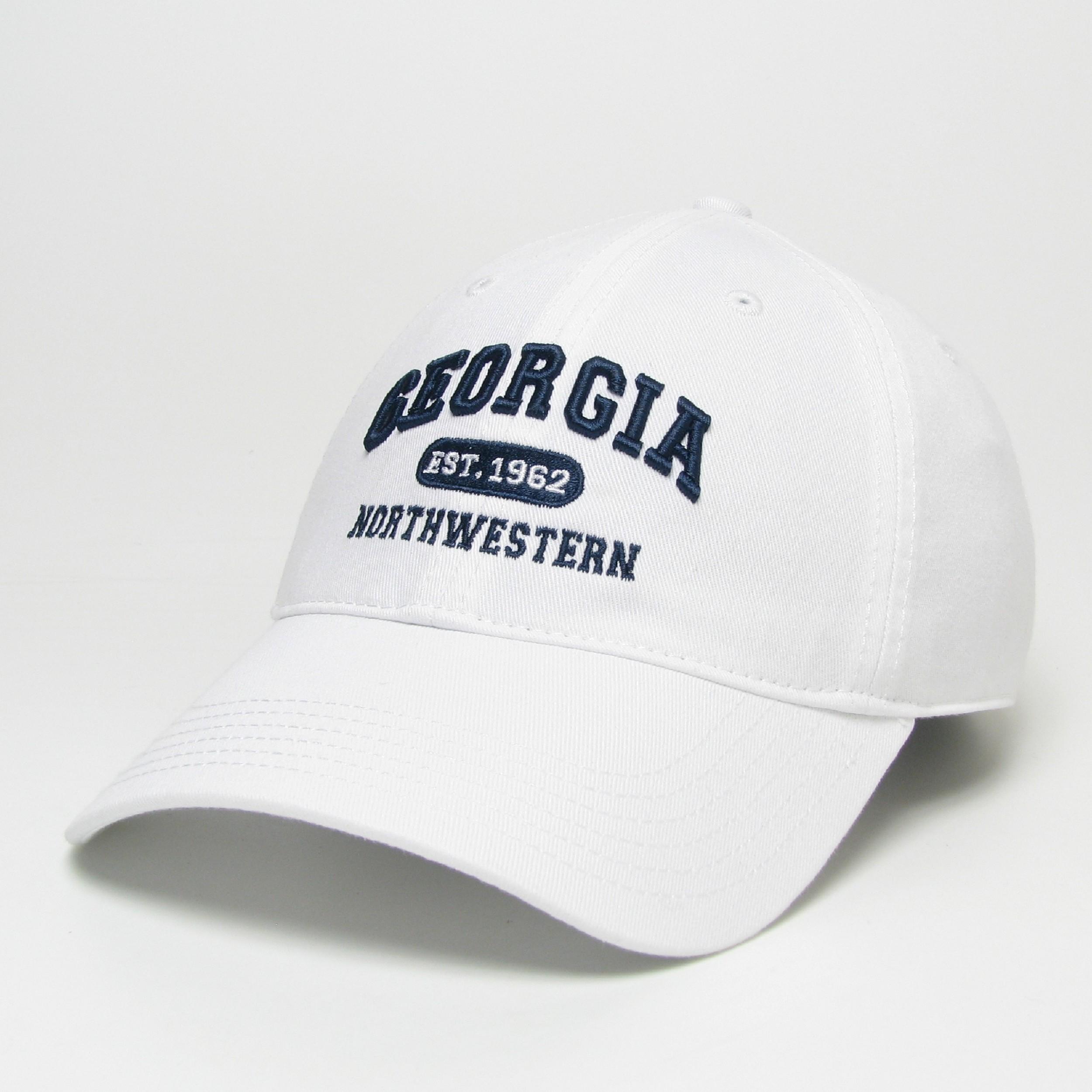 Georgia Northwestern Est. 1962 Relaxed Twill Hat