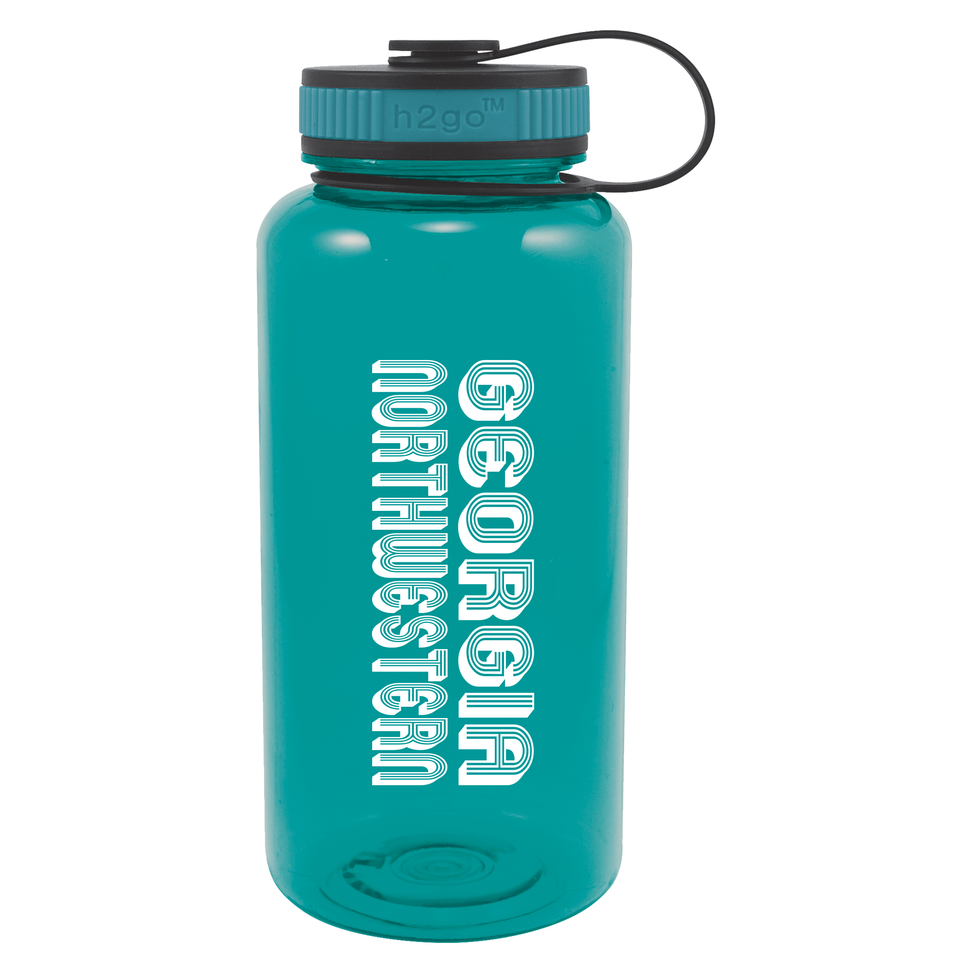 Georgia Northwestern Classic Tritan Sport Bottle