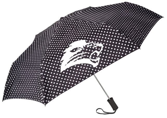 Classic Polkadot Lion Umbrella