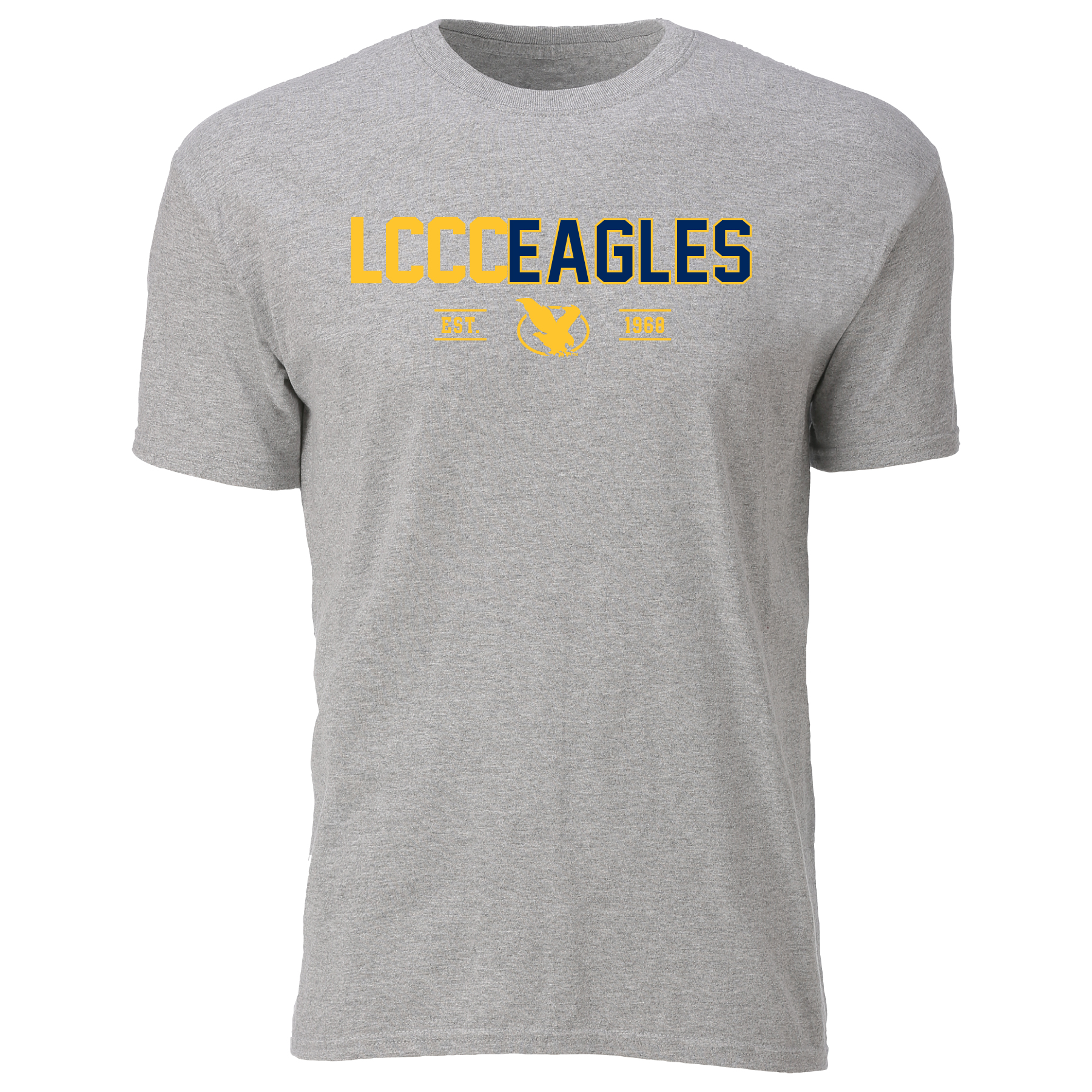 LCCC Eagles Short Sleeve Tee