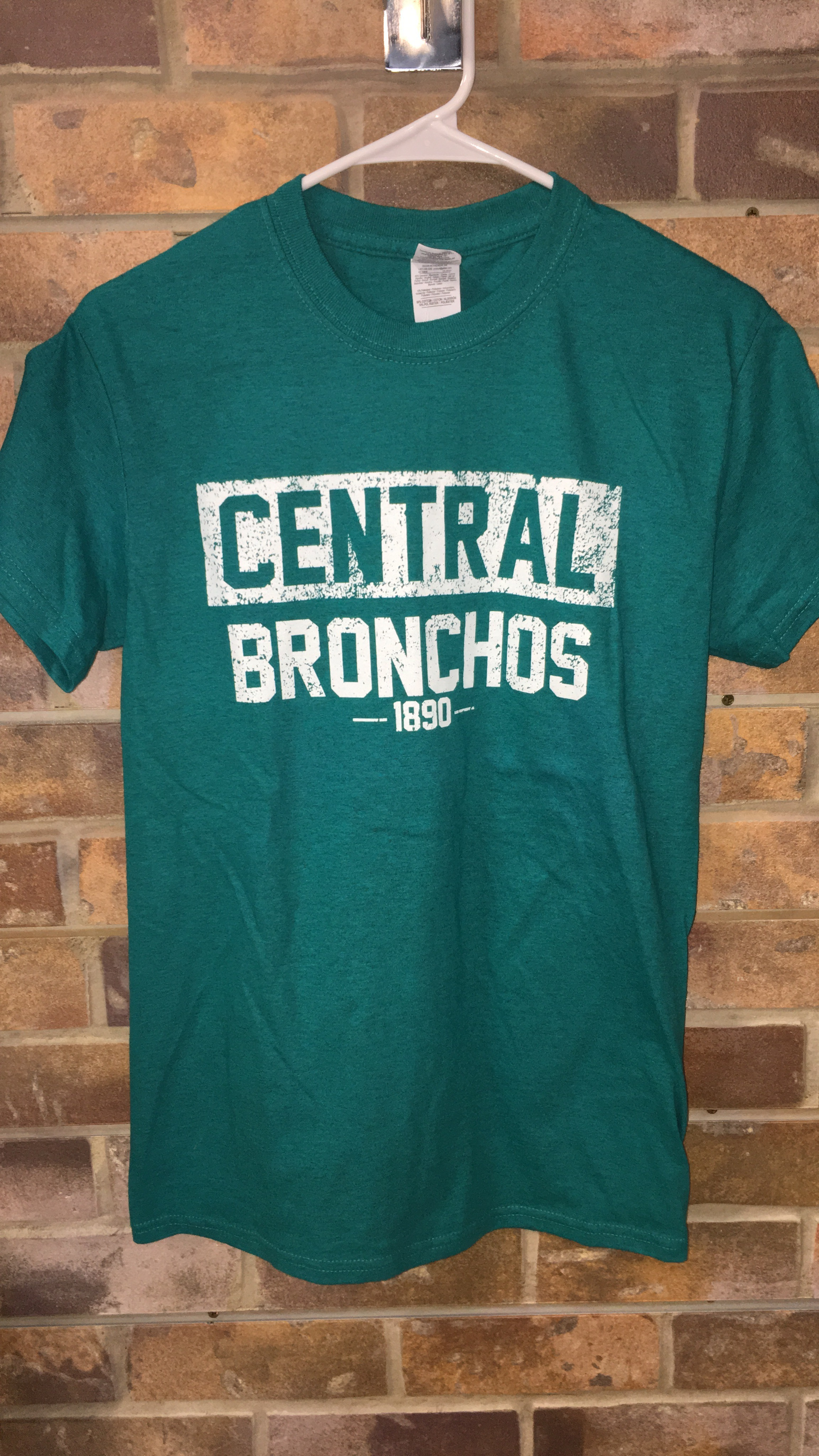 Central Bronchos Tee