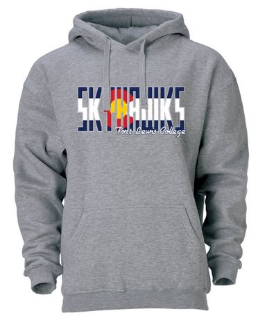 Fort Lewis College Colorado Hoodie