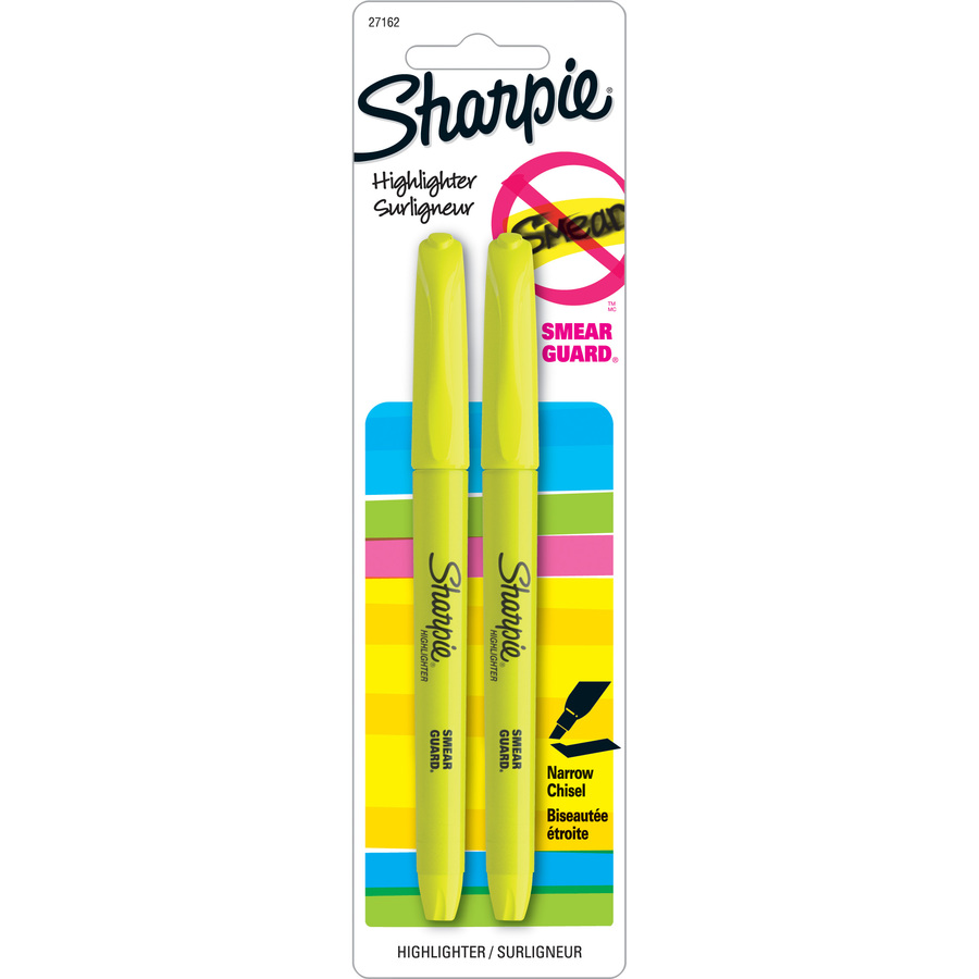 Sharpie Highlighter Double Pack