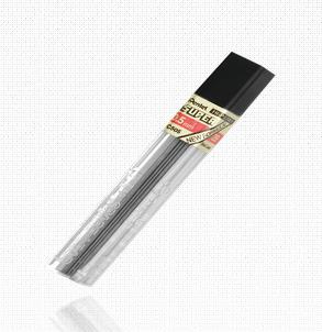 PENTEL .5 mm FINE LEAD REFILL