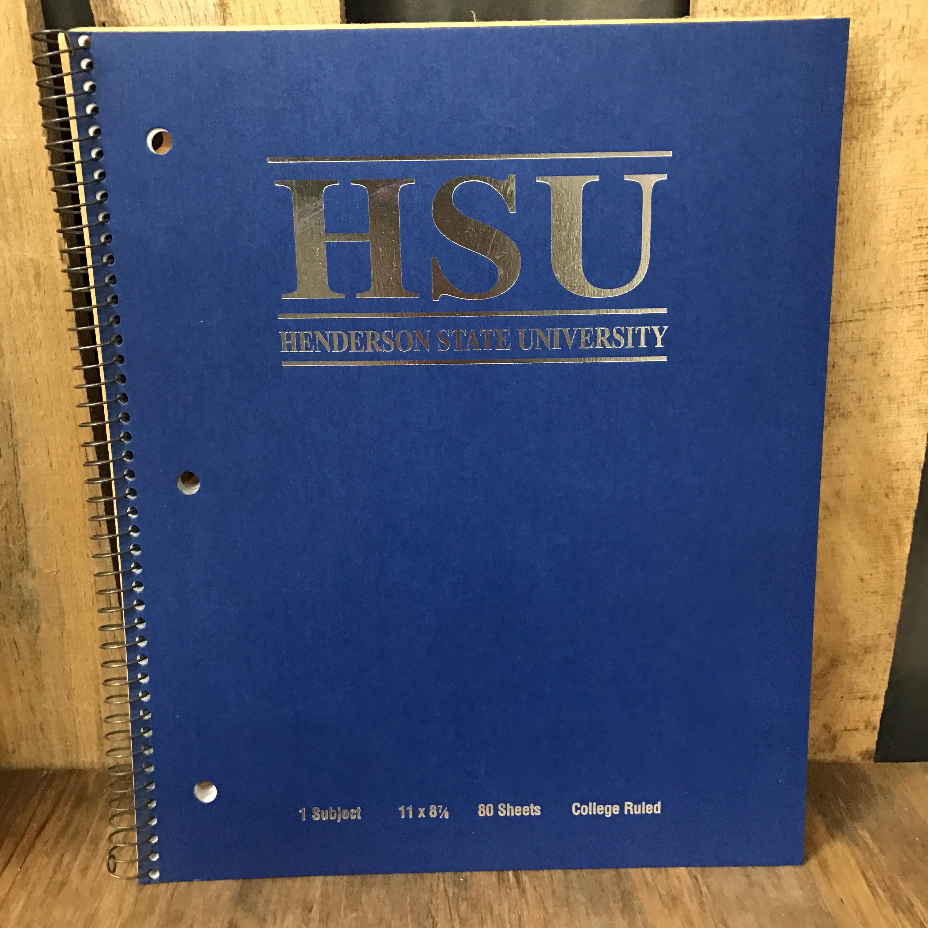 One Subject Notebooks