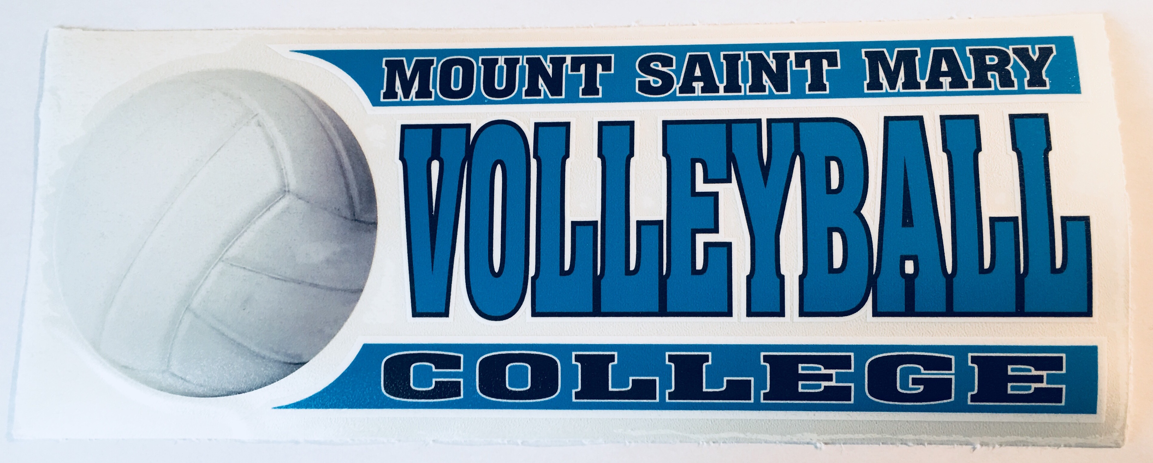 Decal - Volleyball