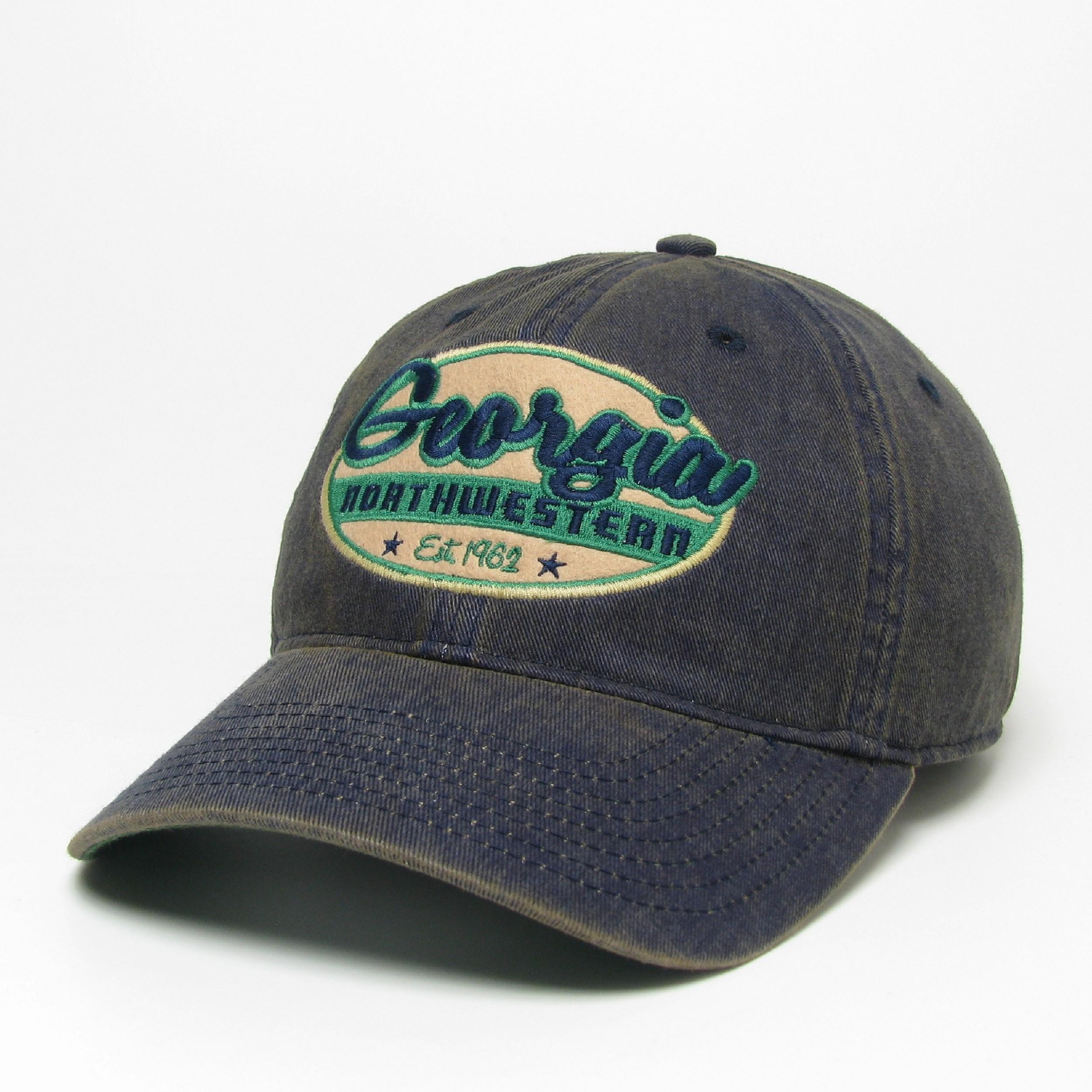 Georgia Northwestern Est. 1962 Old Favorite Hat