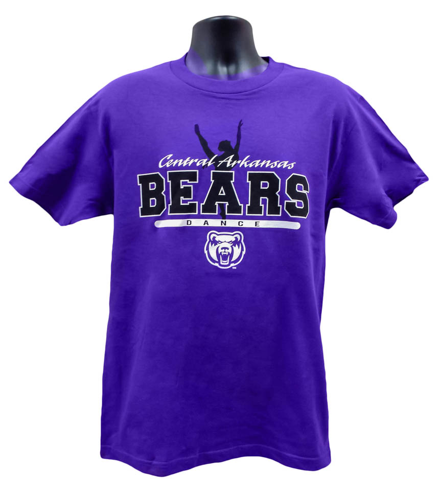 Dance Central Arkansas Bears Tee