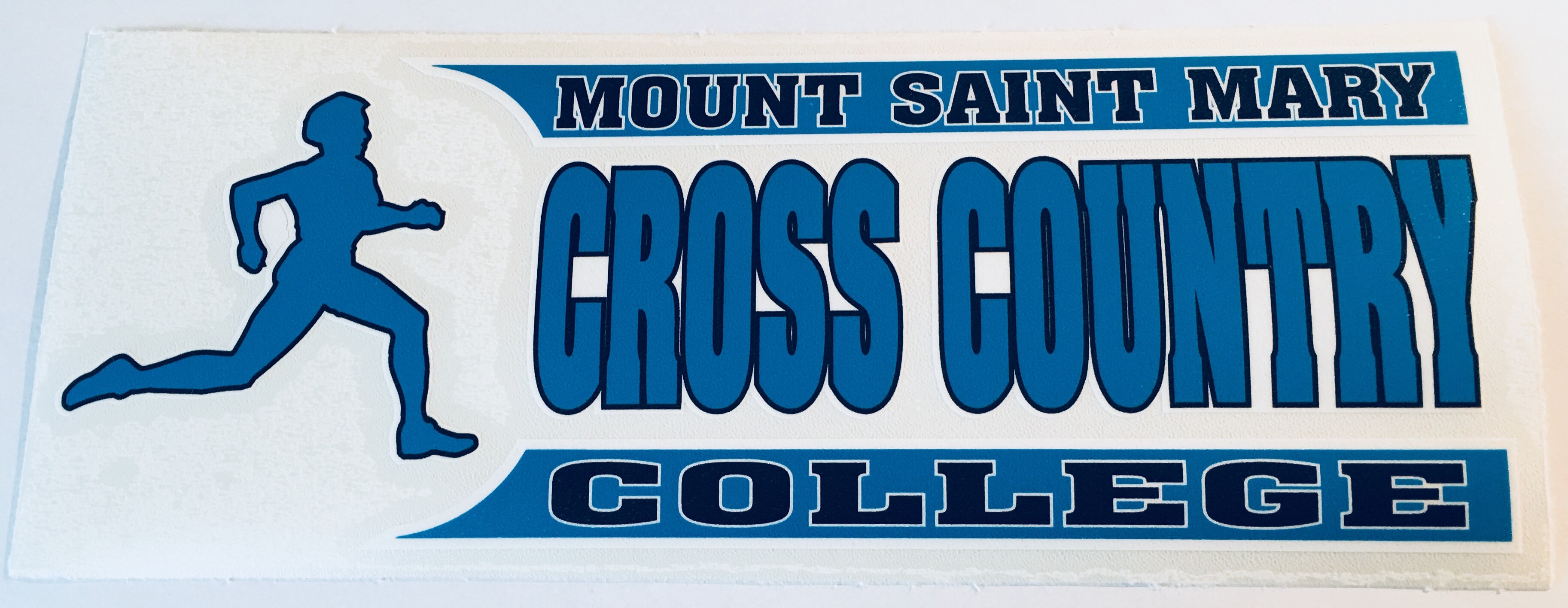 Decal - Cross Country