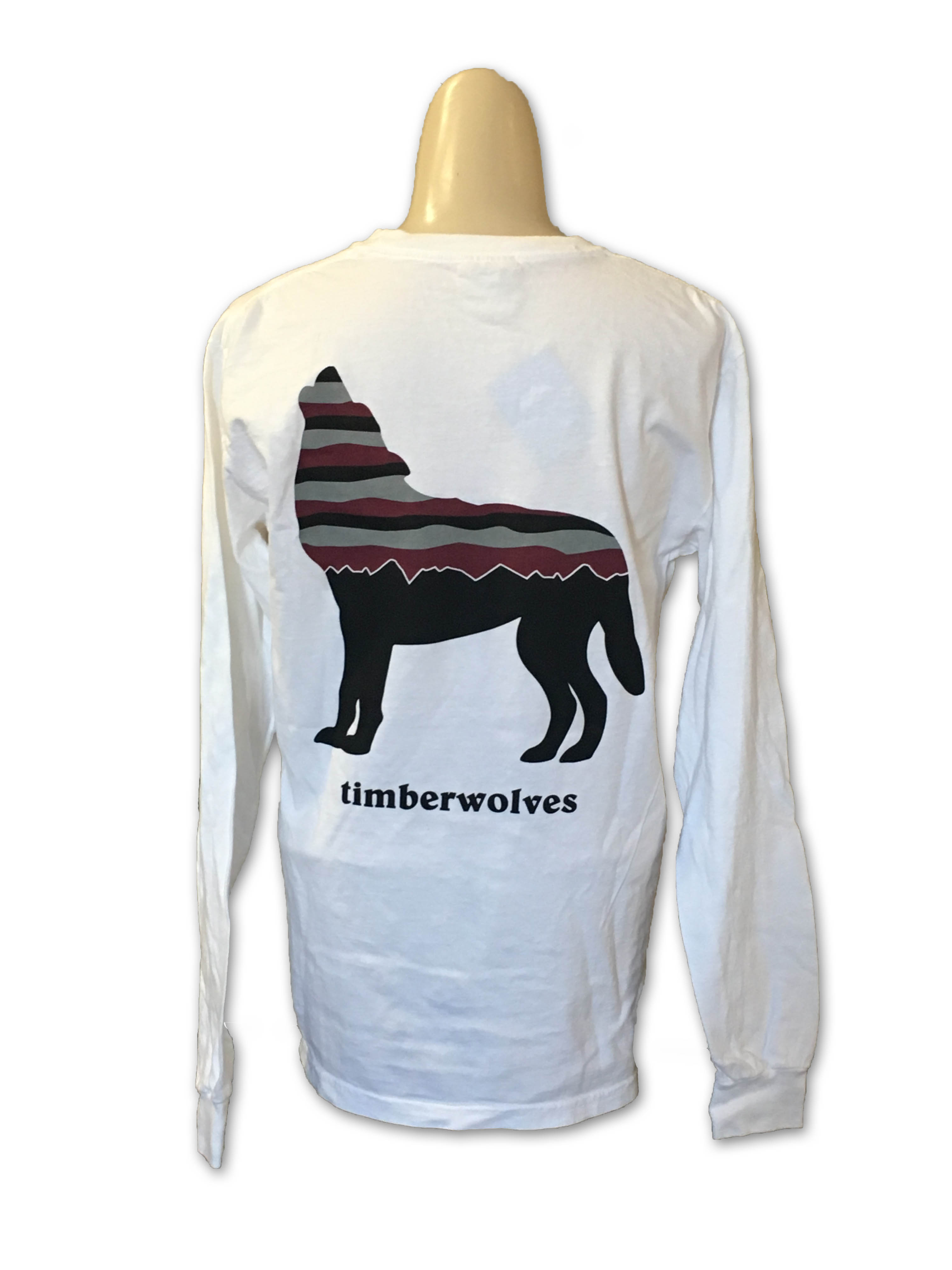 Timberwolves Outdoors Long Sleeve
