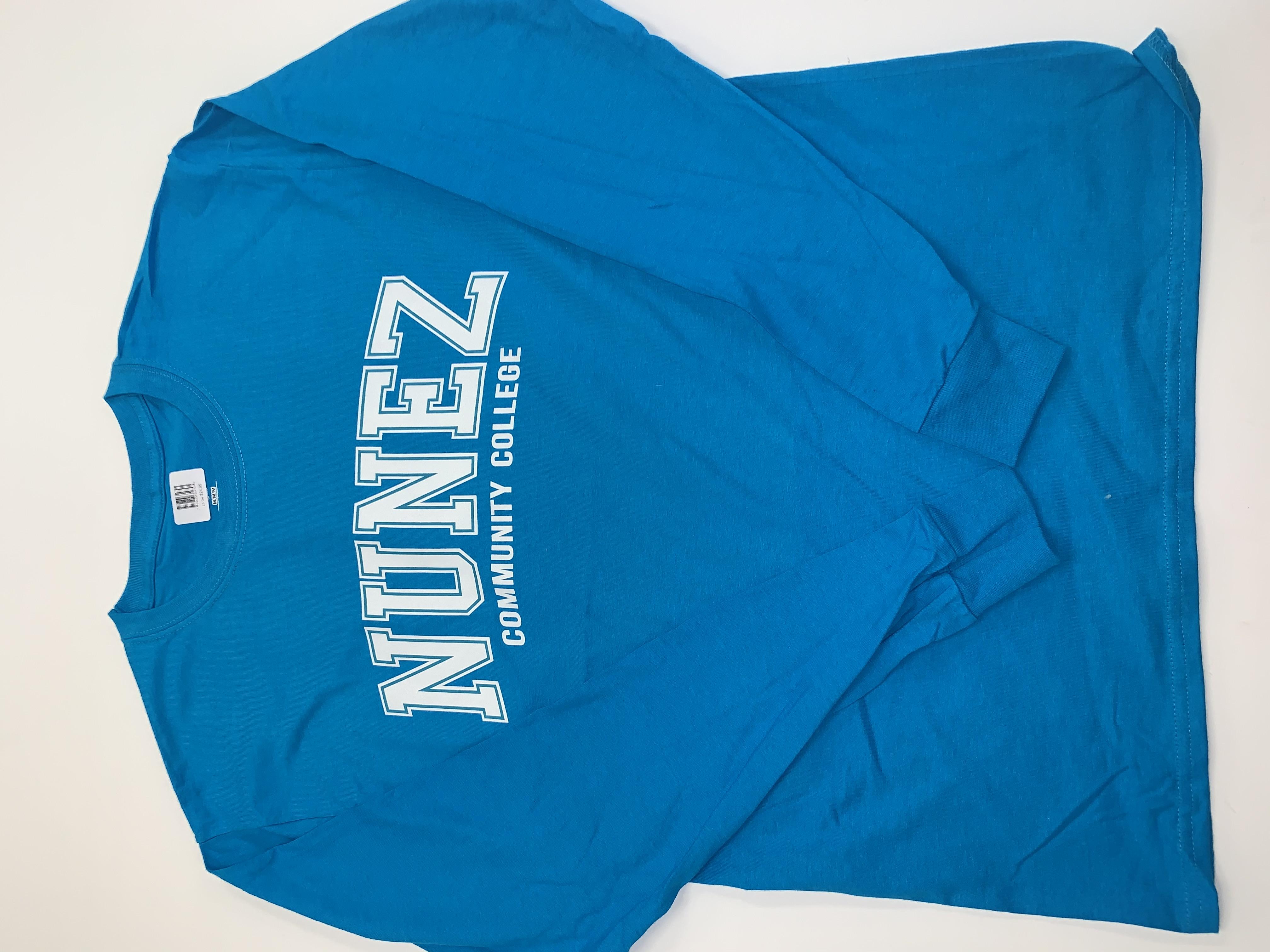 Hanes 100% Preshrunk Cotton Long Sleeve T-Shirt