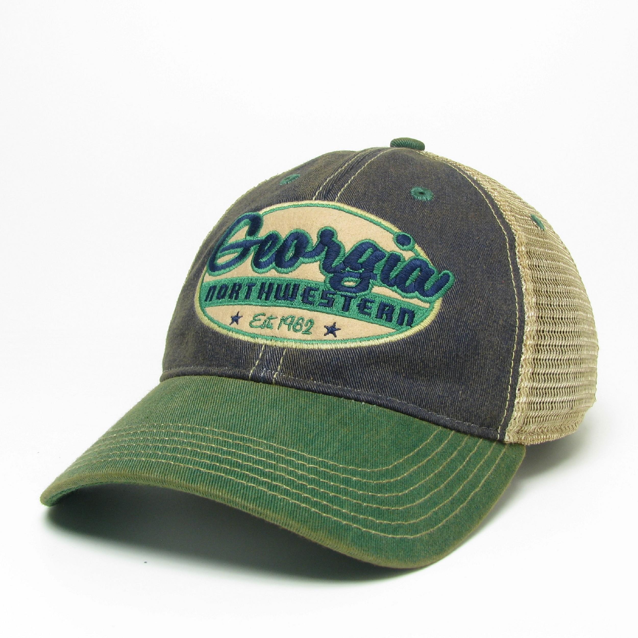 Georgia Northwestern Est. 1962 Old Favorite Trucker Hat