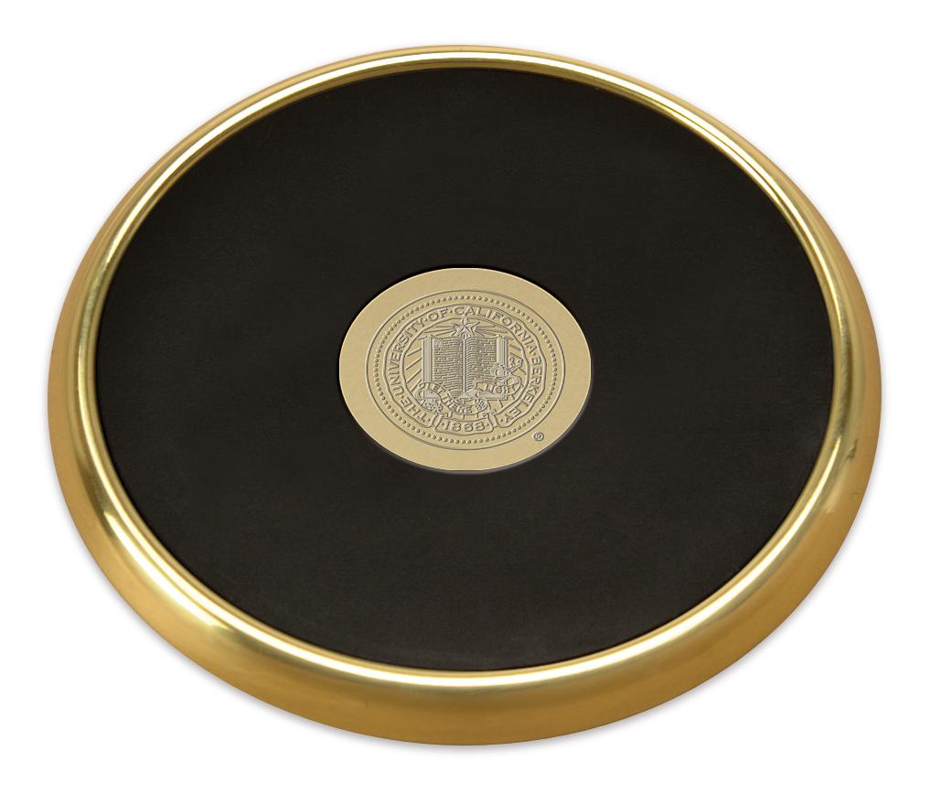 University of California Berkeley Seal Tone Coaster