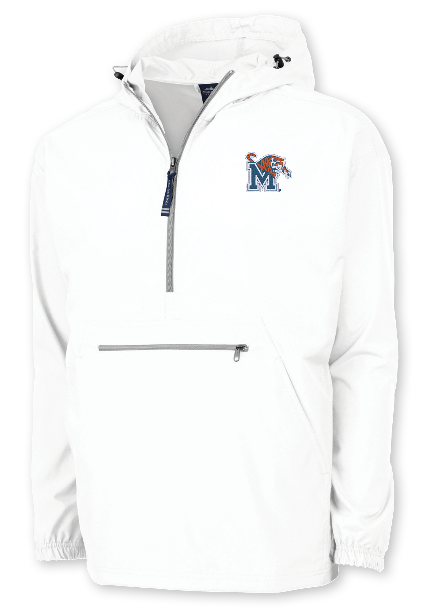University of Memphis Raincoat