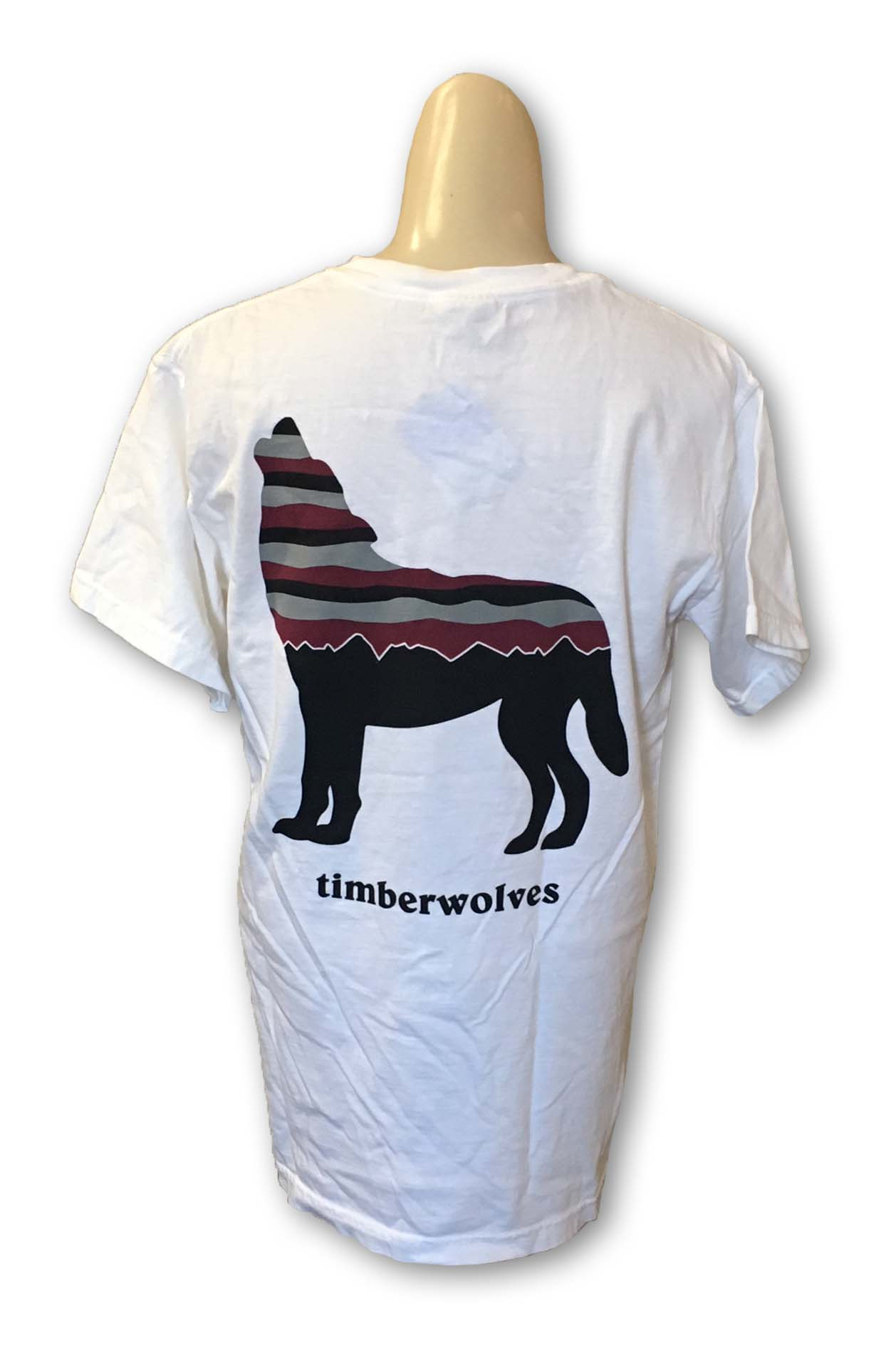 Timberwolves Outdoors Short Sleeve