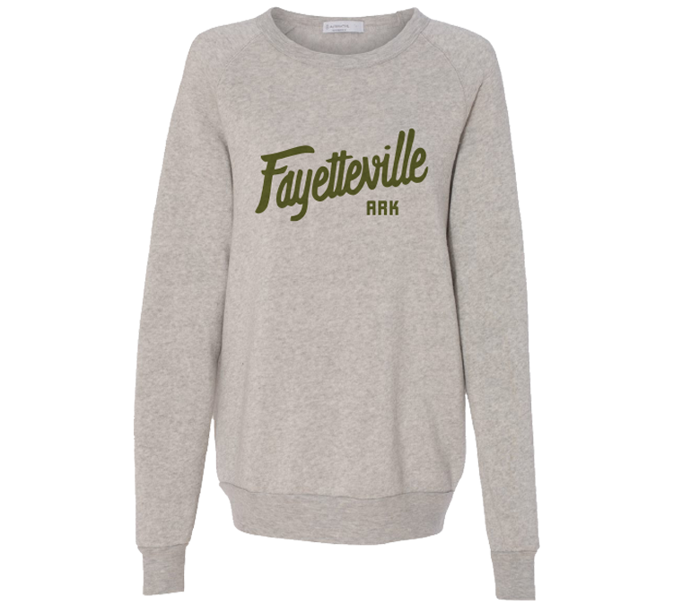 Hometown Fayetteville Sweatshirt