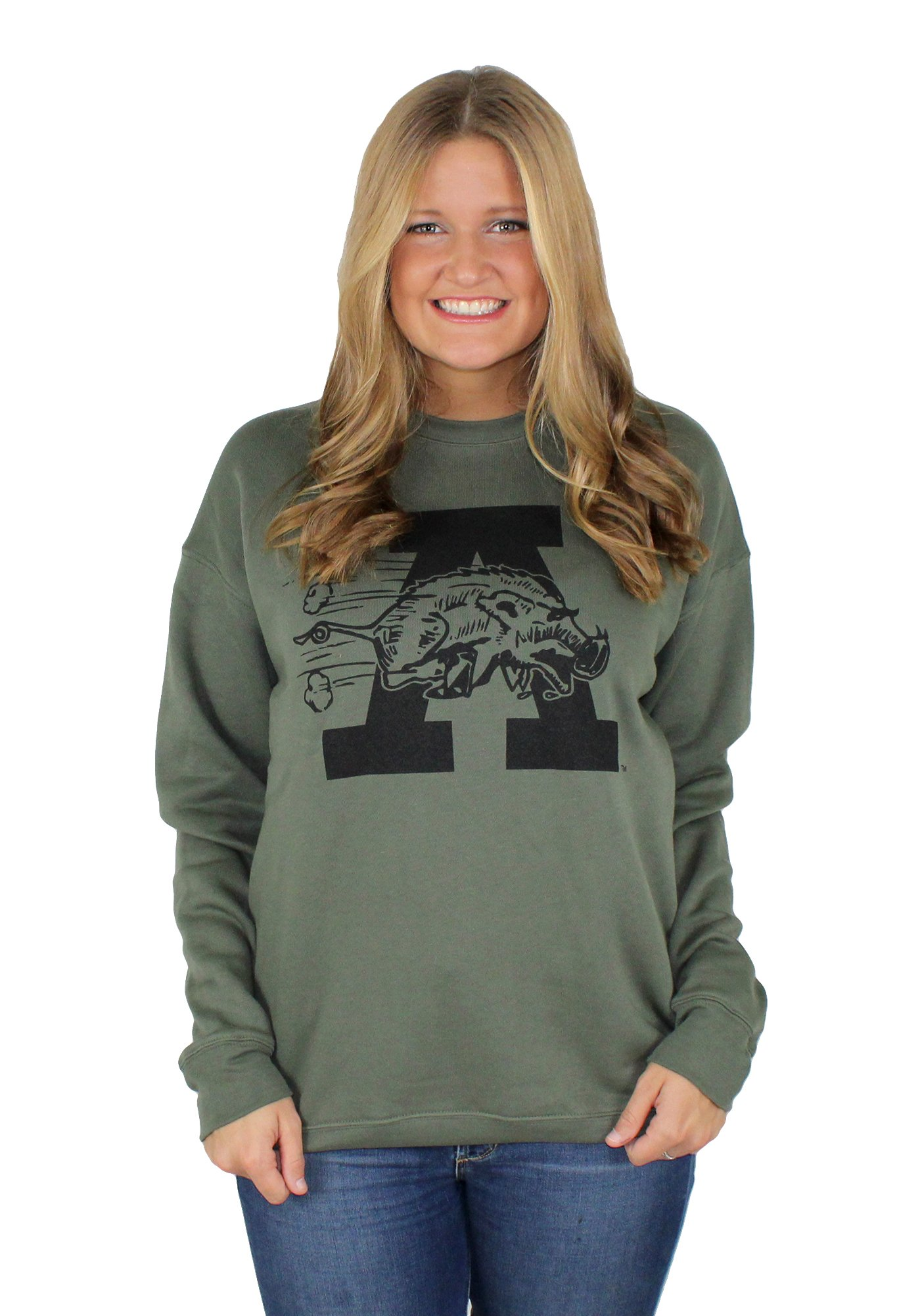 1974 Razorback Sweatshirt
