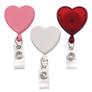 Heart I.D. Card Reel