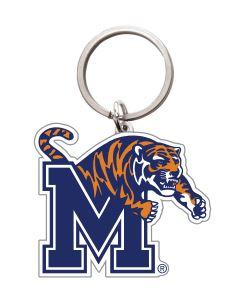 University of Memphis Keychain