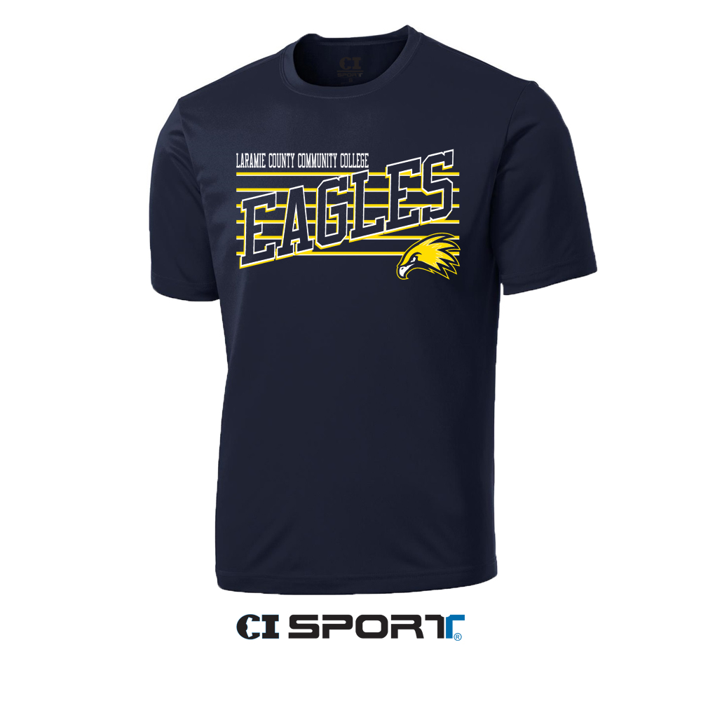 LCCC Eagles Richland Athletic Shirt