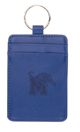 University of Memphis ID Holder/Keychain