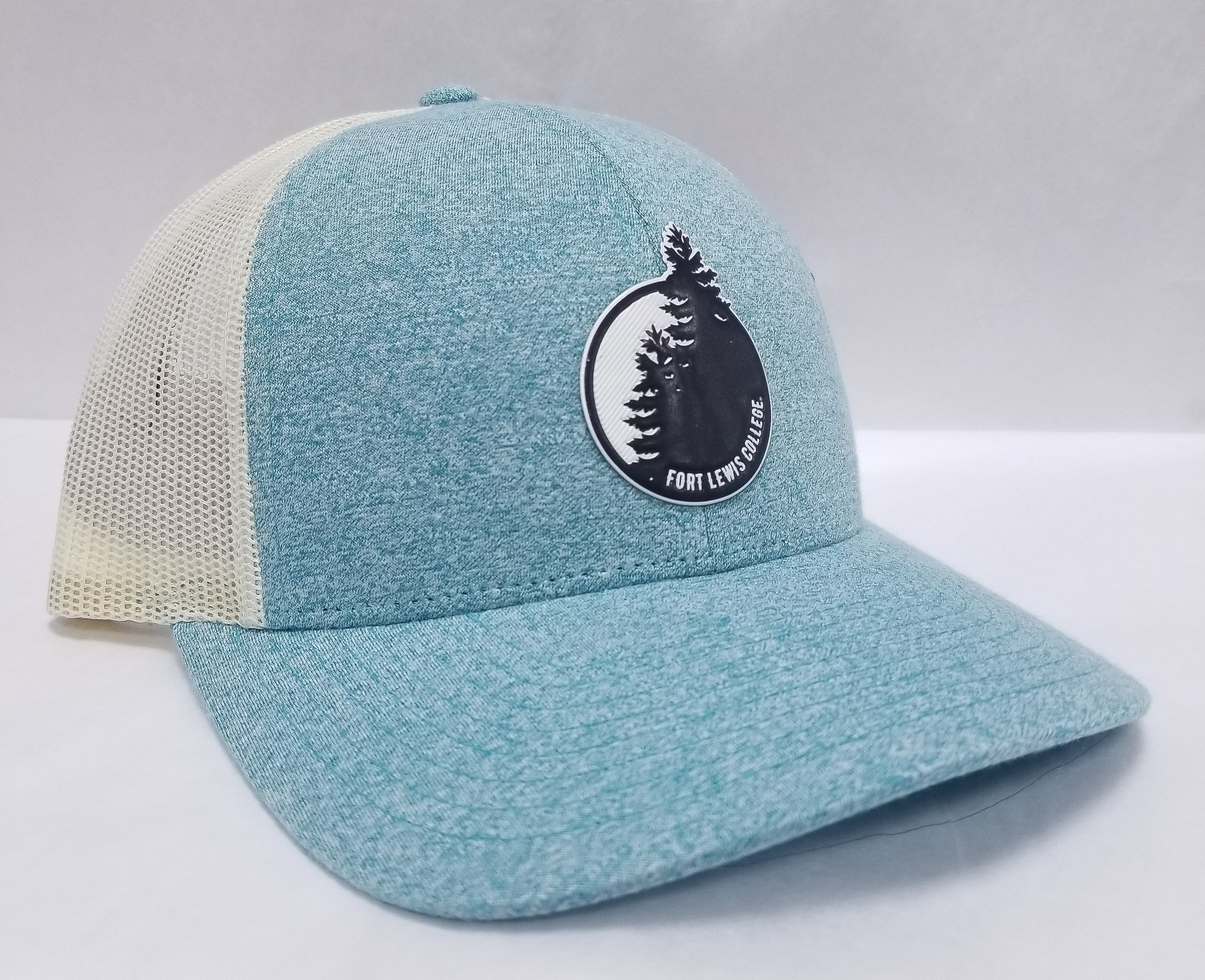 FLC Trees Patch Mesh Trucker Hat