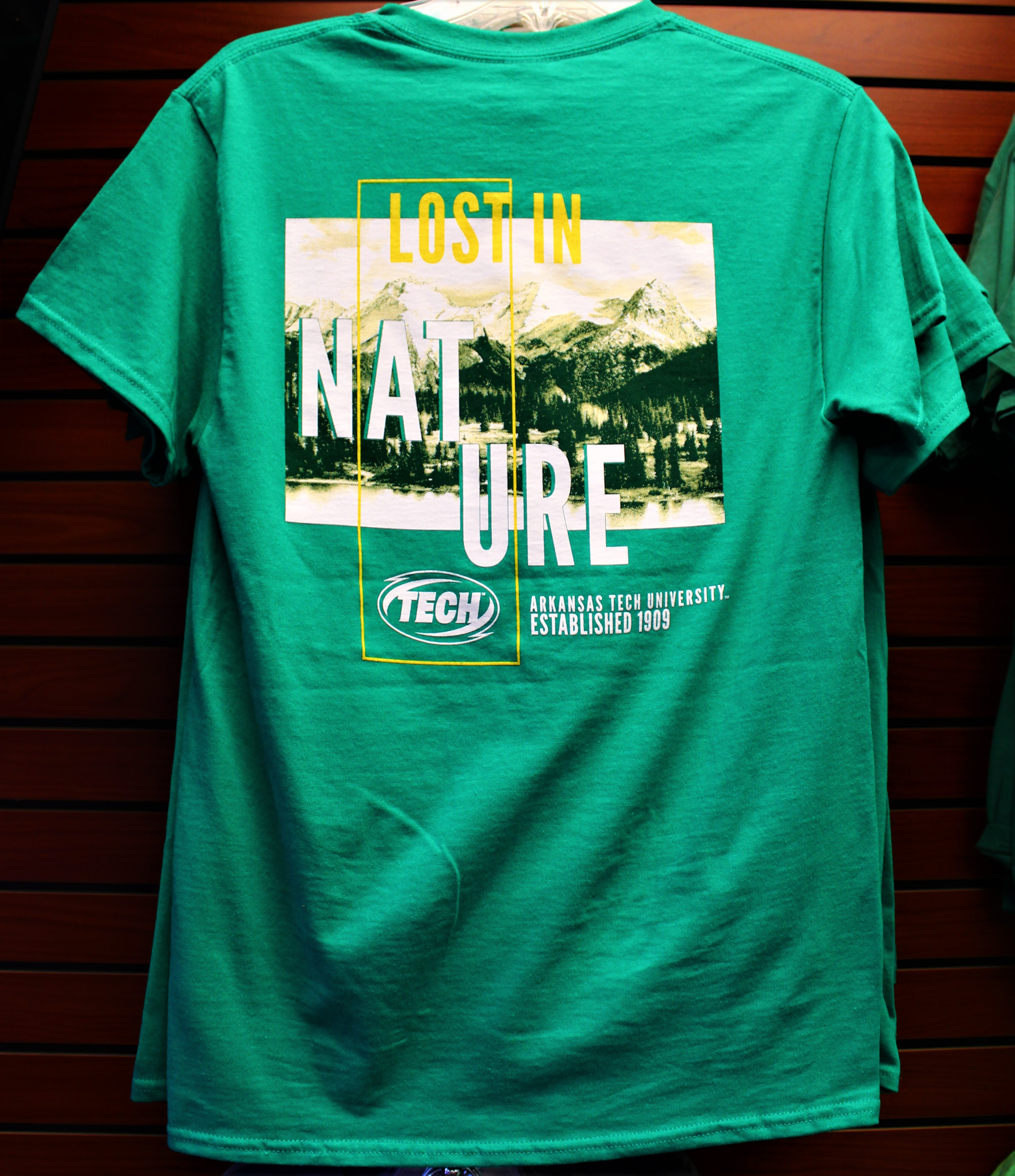 LOST IN NATURE SS T-SHIRT