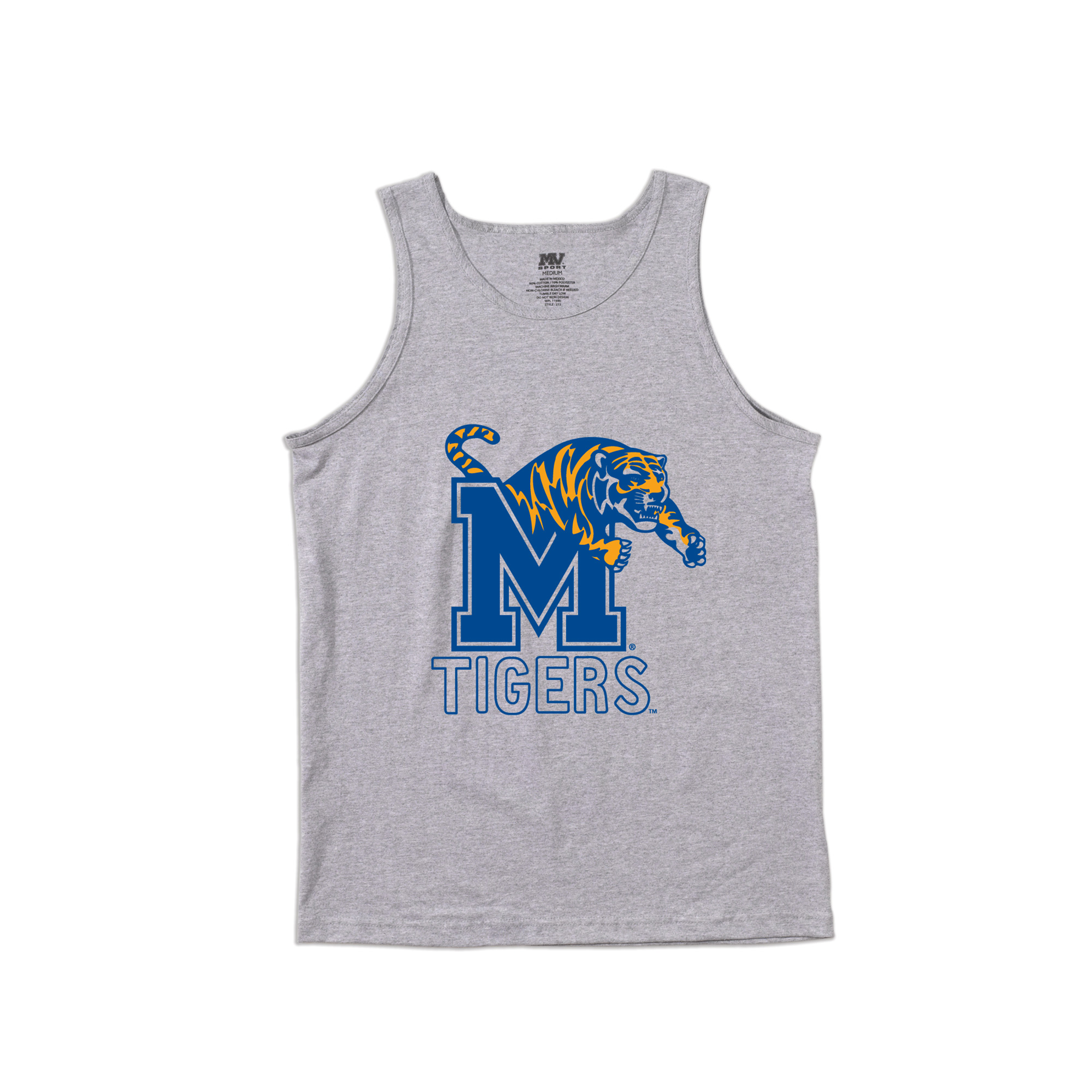 University of Memphis Basketball Tank