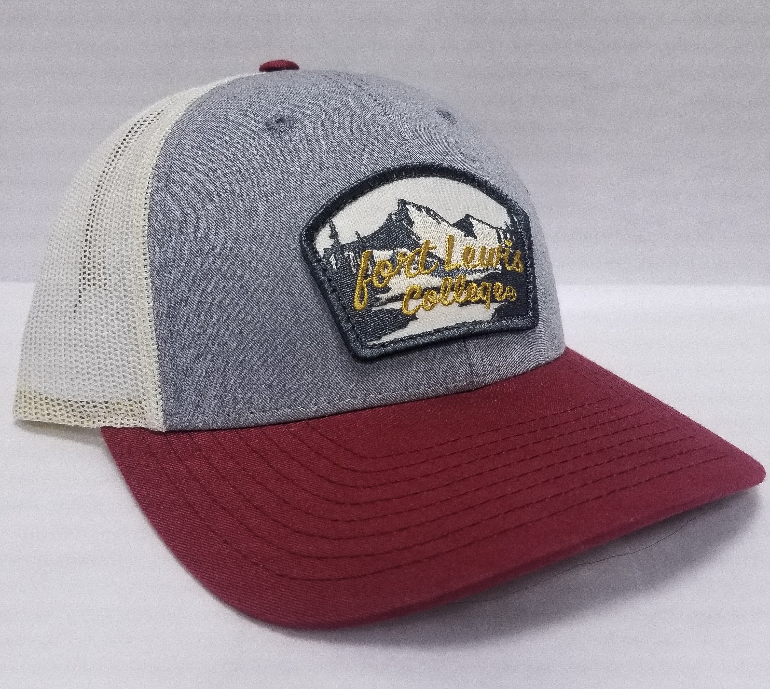 FLC Mountain Patch Mesh Trucker Hat