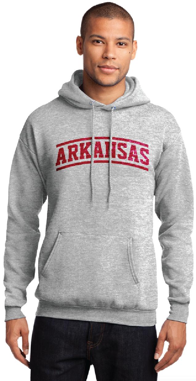 Arkansas Fleece Hoodie