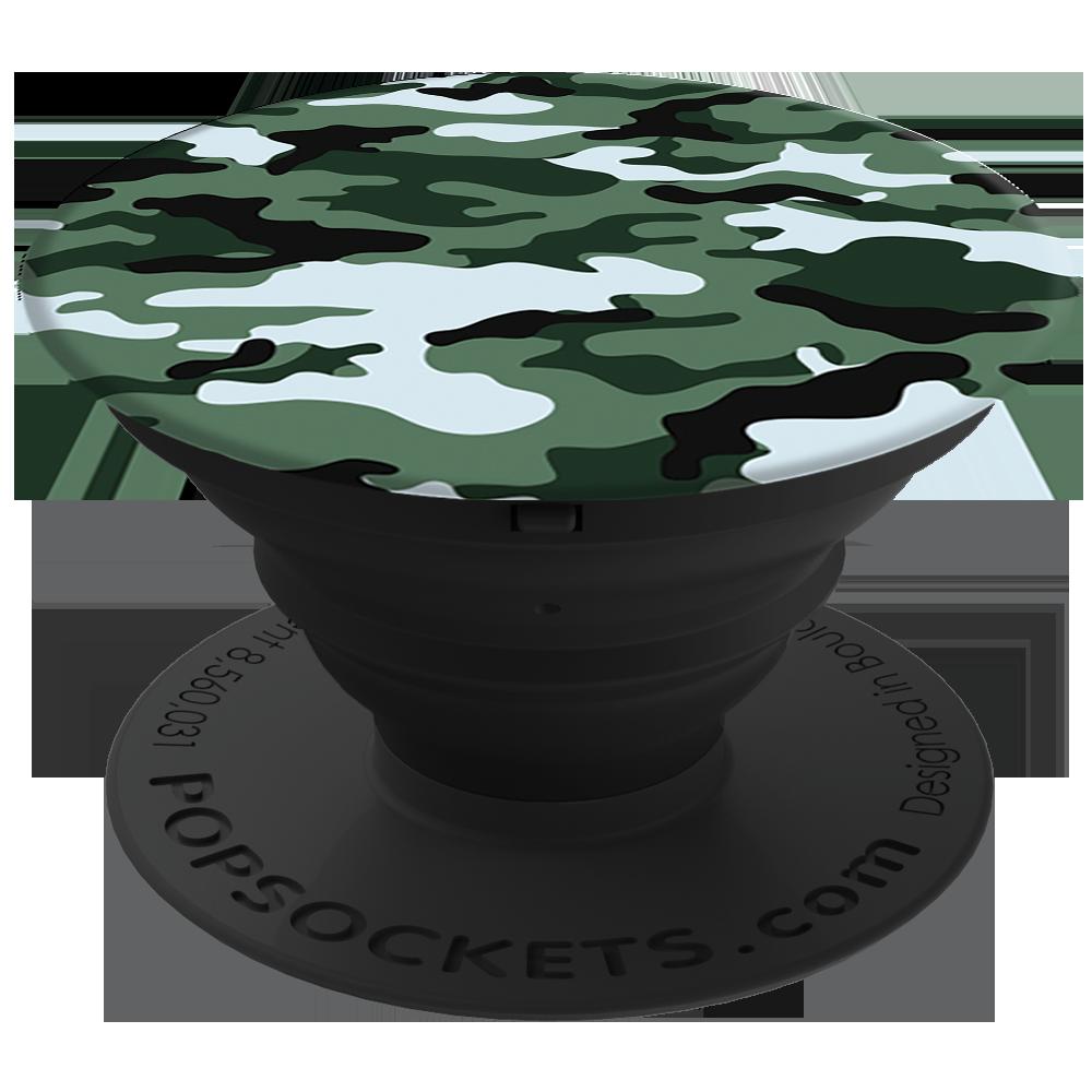 Green Camo Popsocket