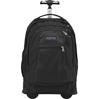 DRIVER8  JANSPORT ROLLING BACKPACK