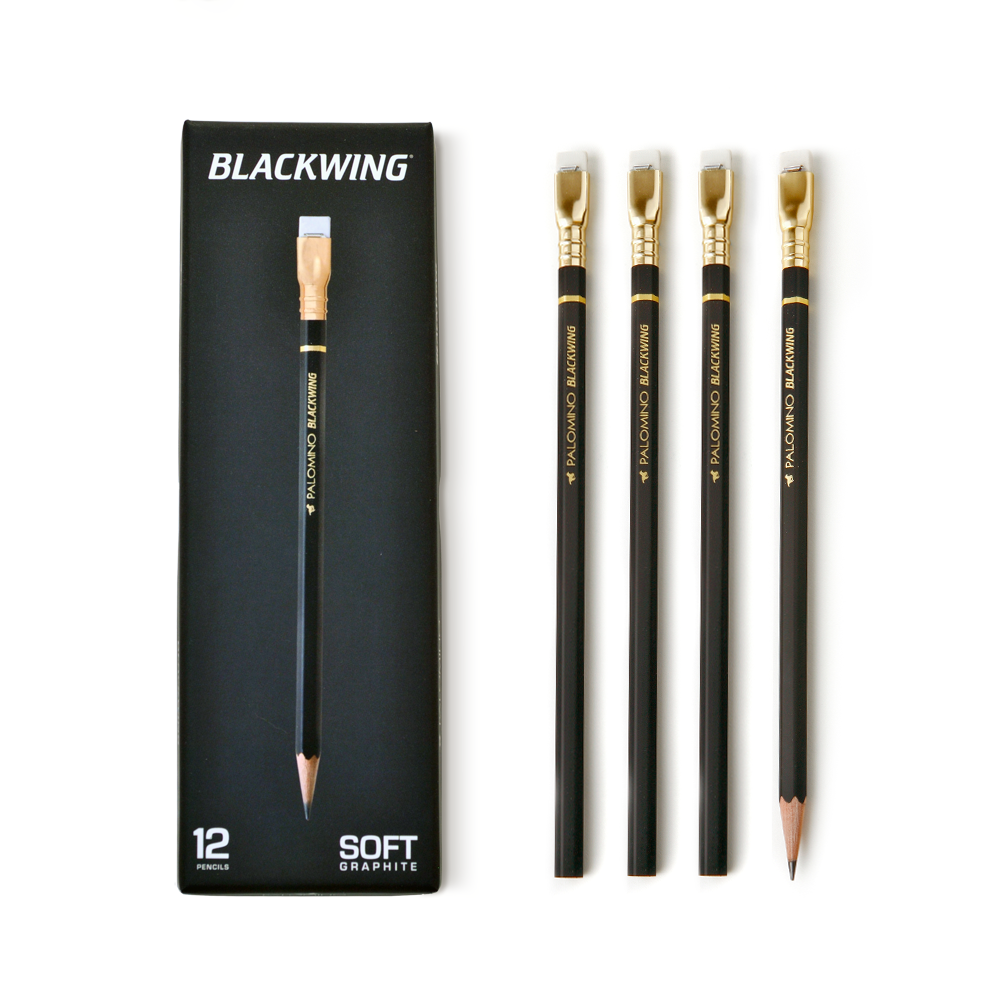Palomino Blackwing Soft Pencils Pack of 12
