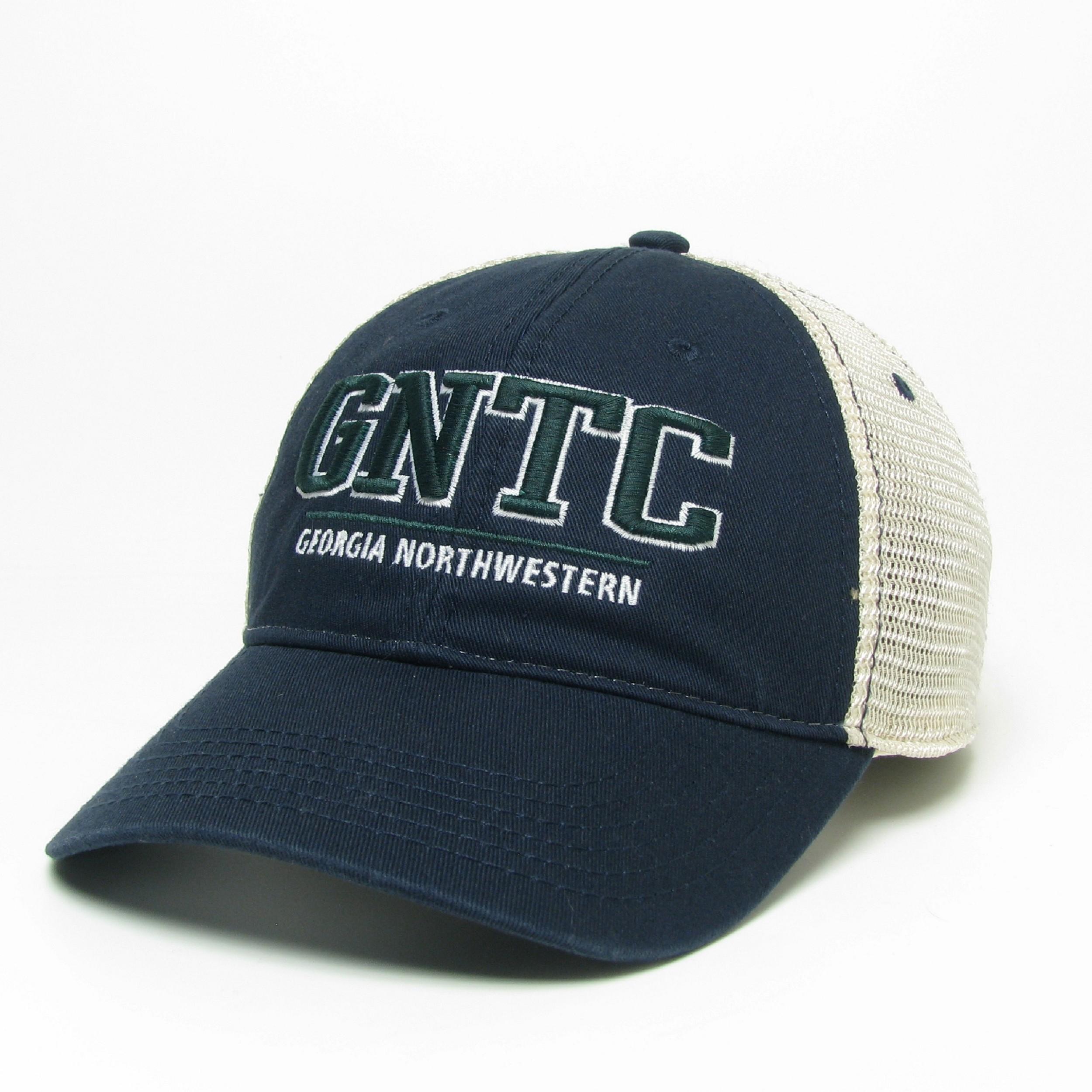 GNTC Block Letter Trucker Hat