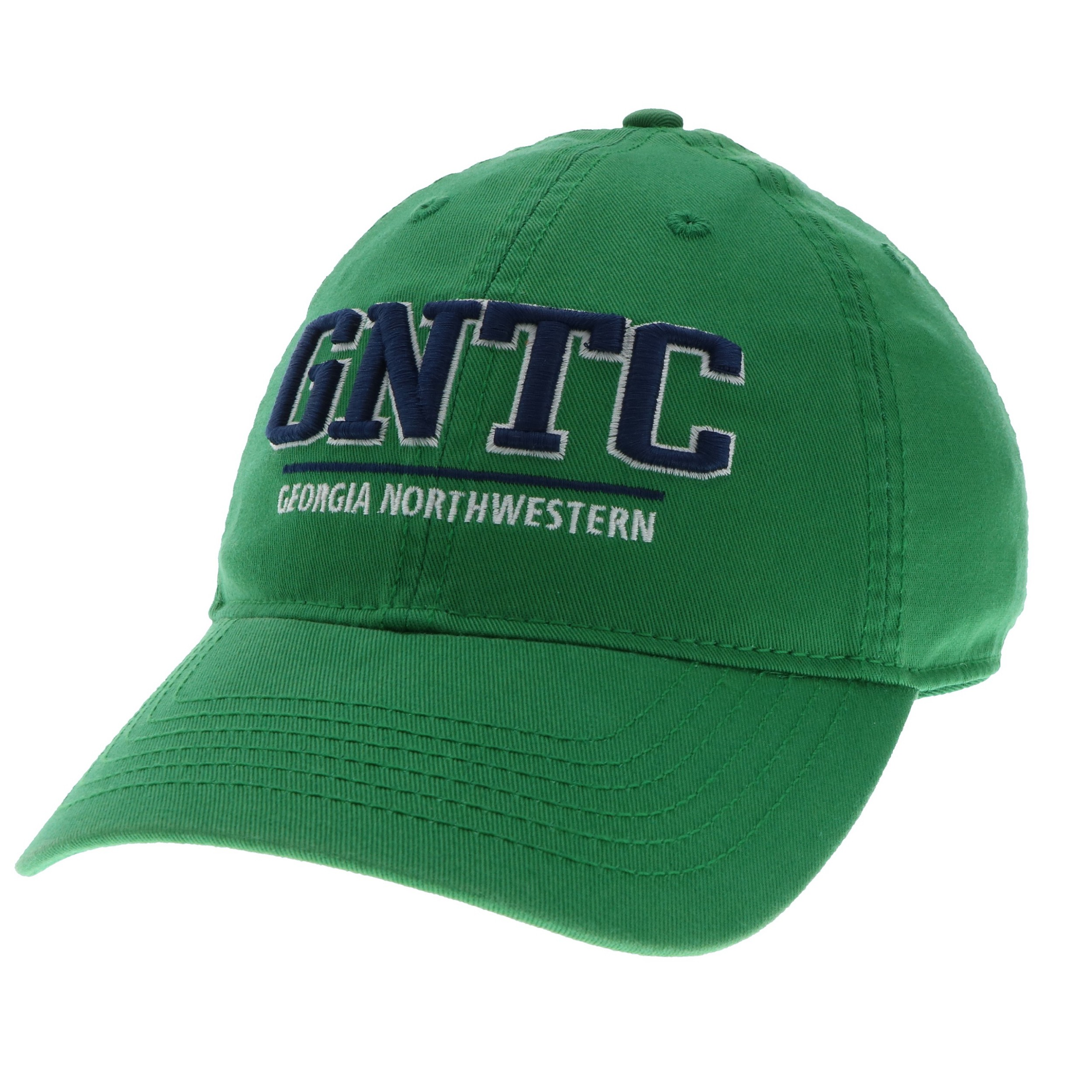 GNTC Block Letter Relaxed Twill Hat