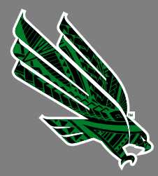 EAGLE LOGO DECAL