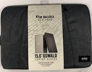 """15.6"""" Oswald Laptop Sleeve"""