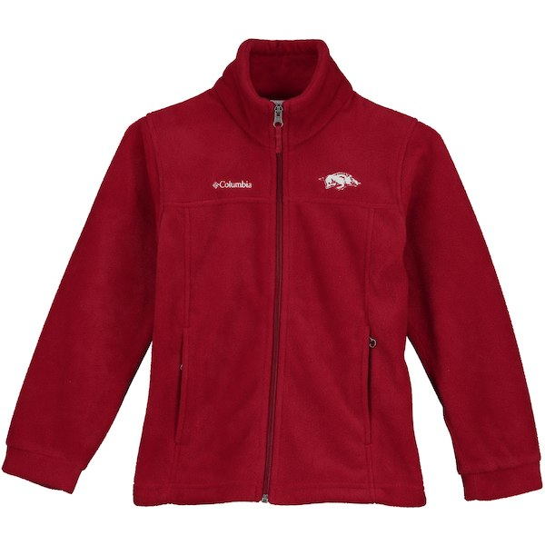 Youth Columbia Full Zip Fleece