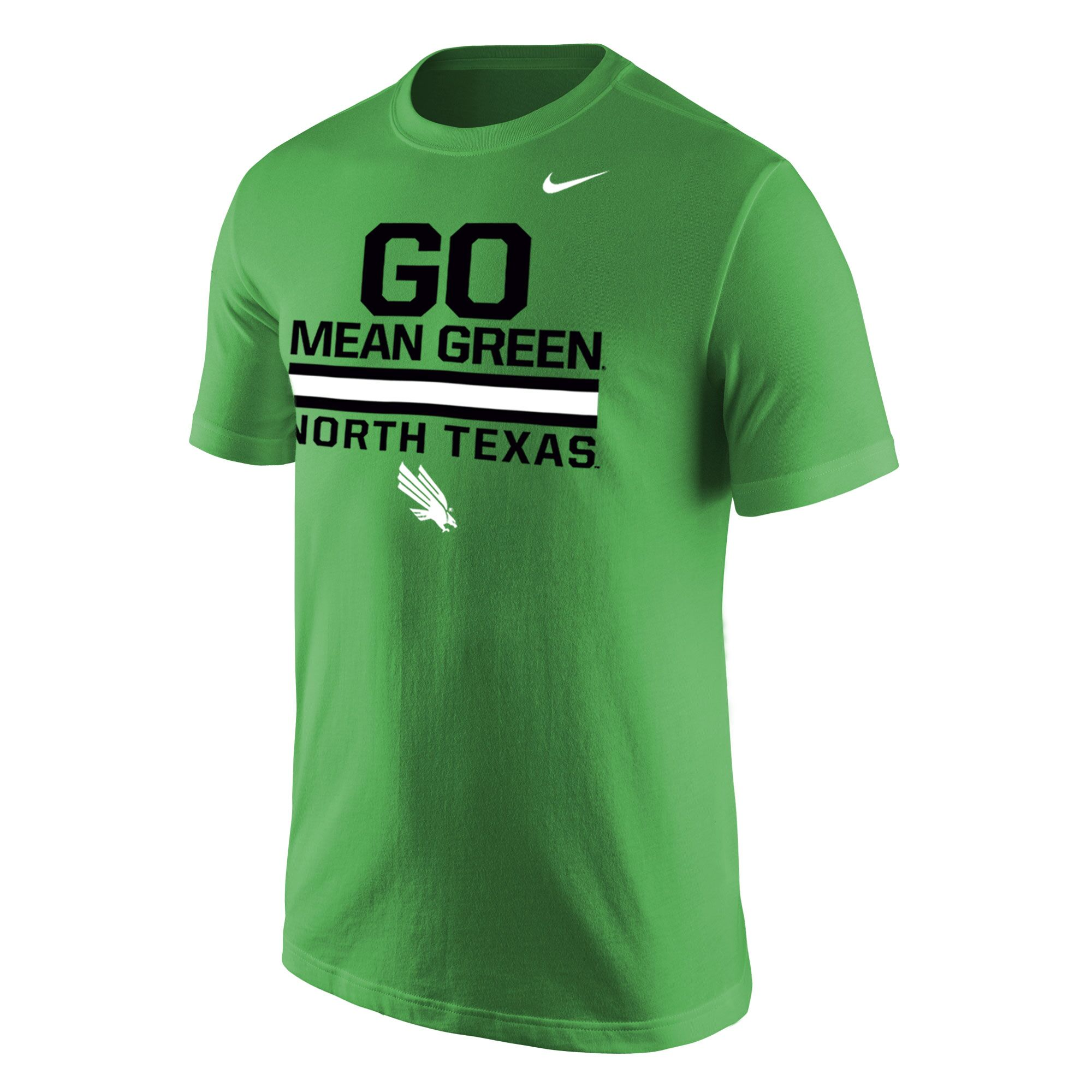 GO MEAN GREEN TEE