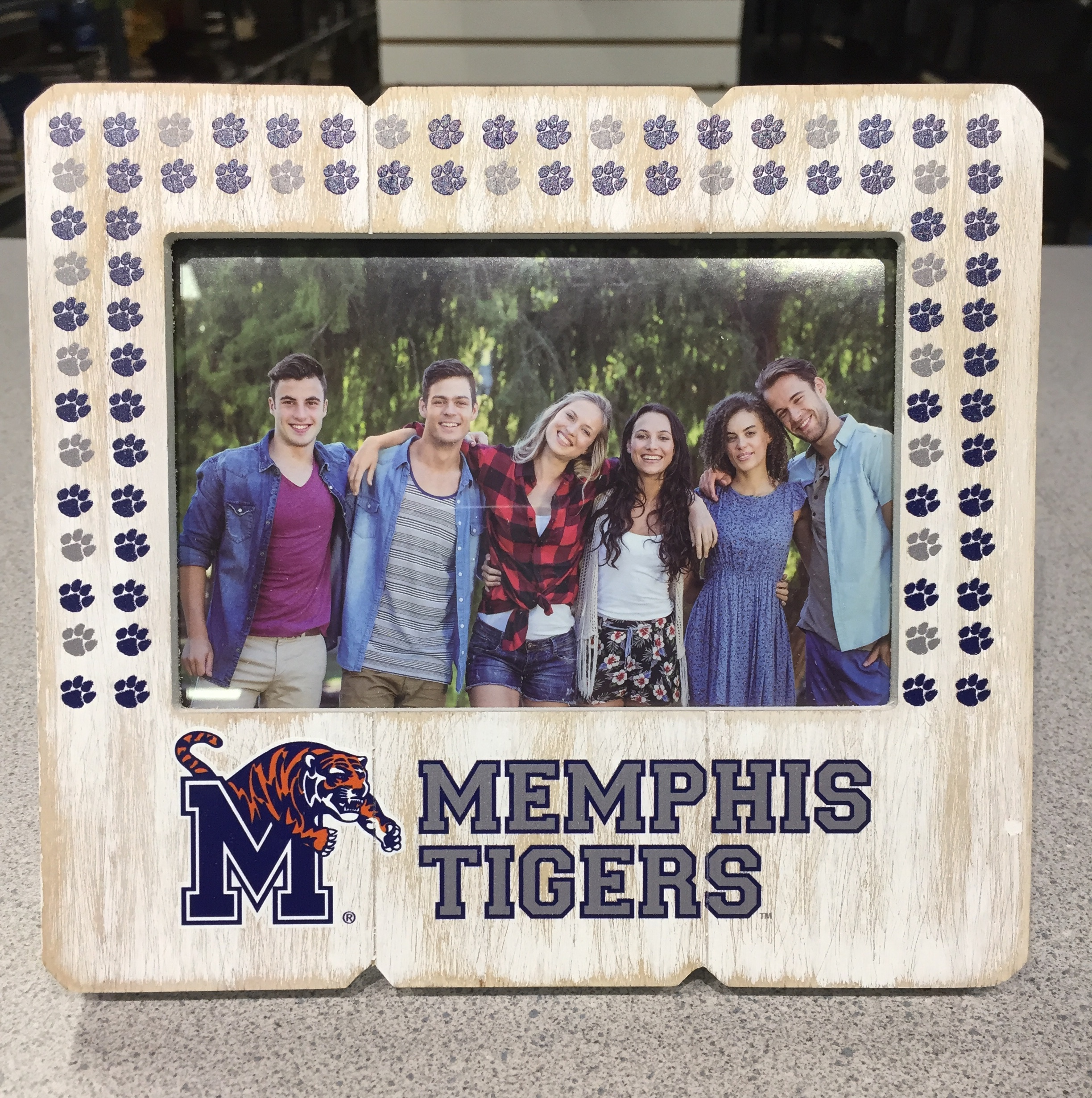 Memphis Tigers Picture Frame