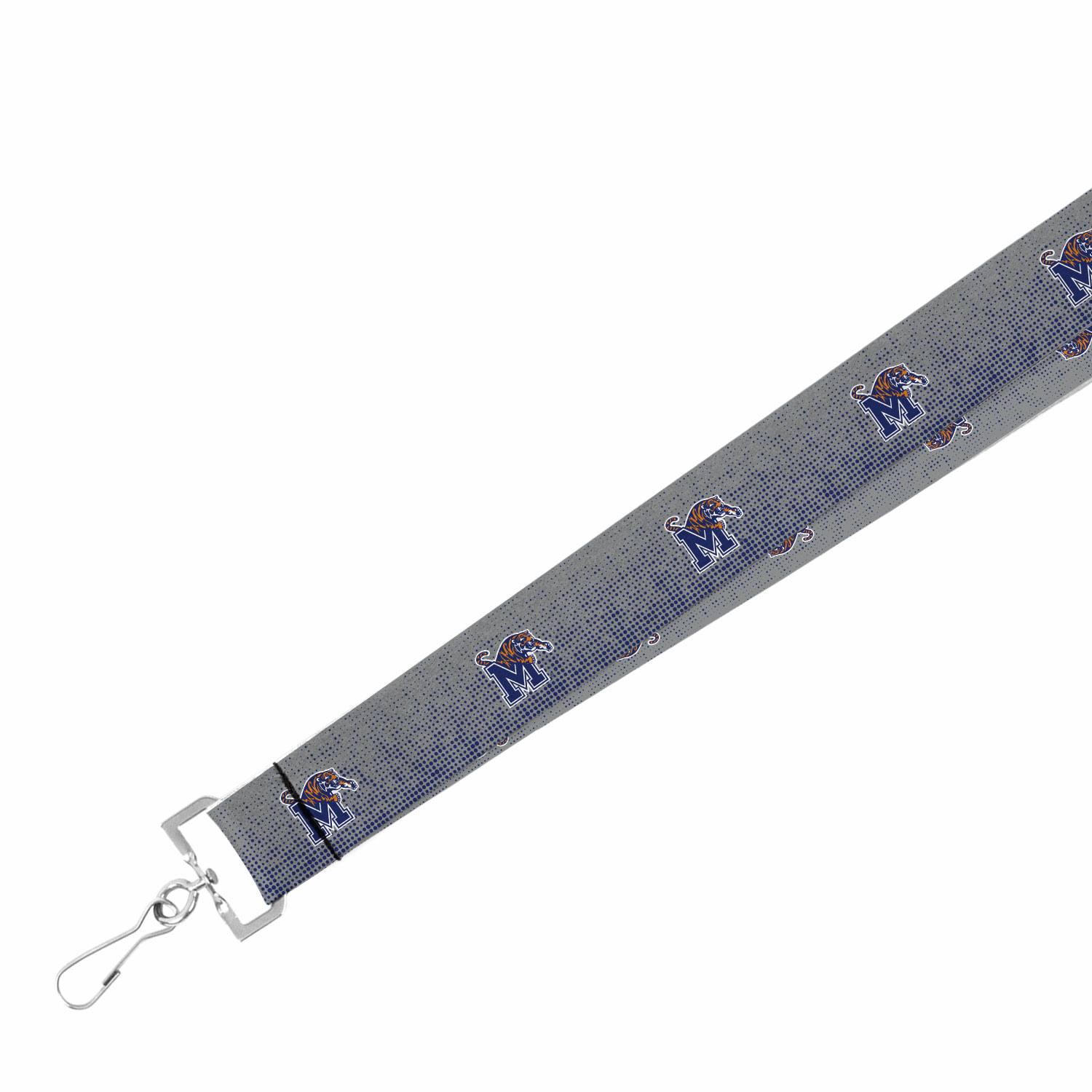 "1"" Sublimated University of Memphis Lanyard"