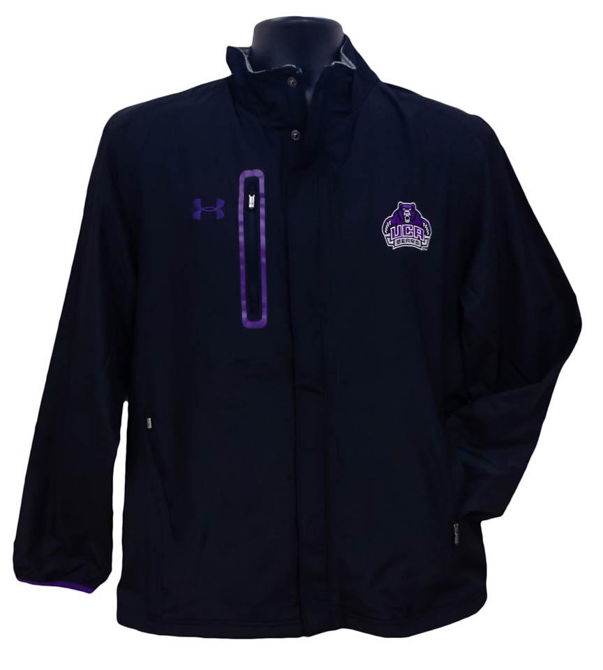 SMU Hybrid Microfleece Jacket