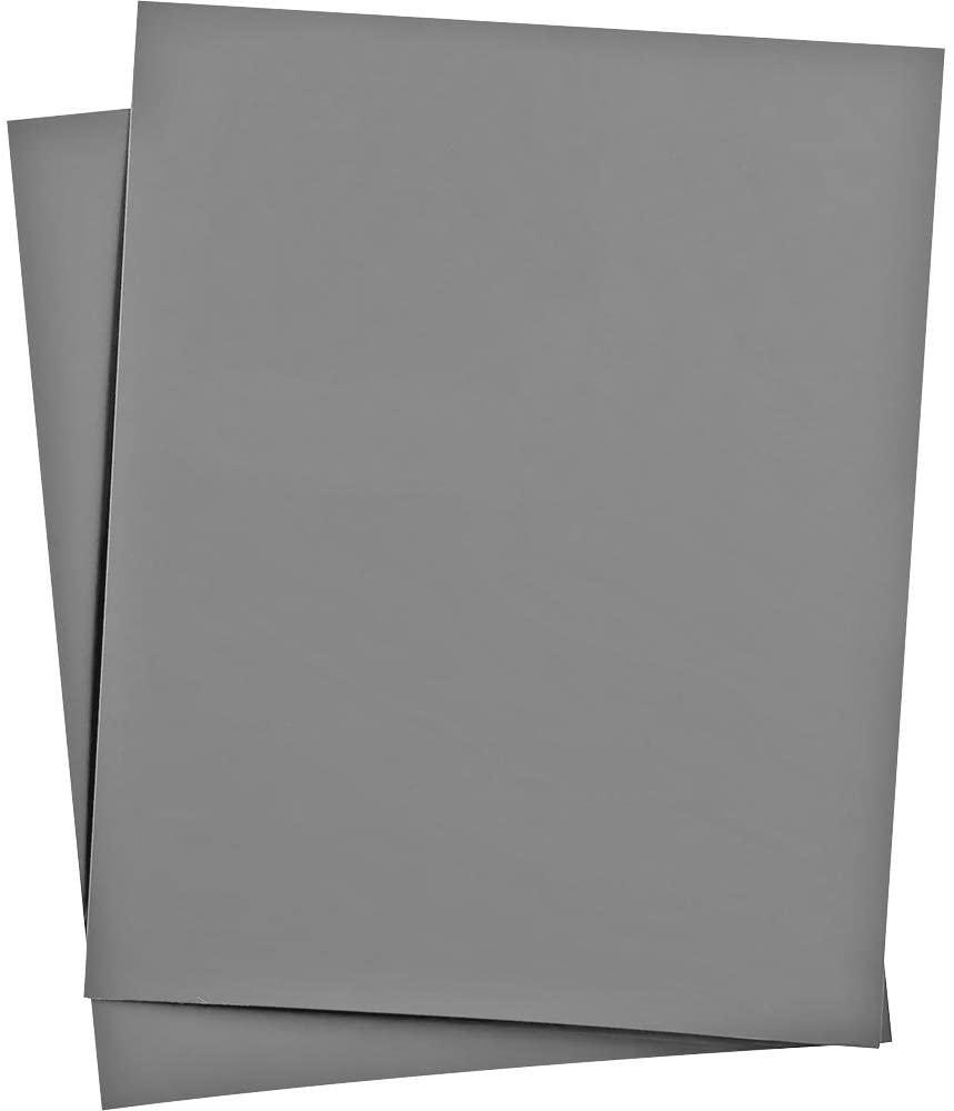 "Gray Card 8"" X 10"""
