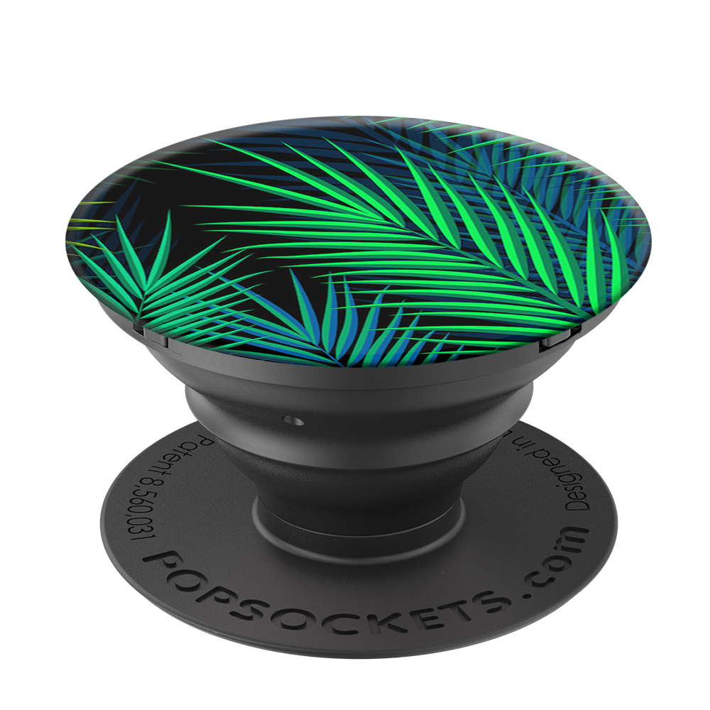 Midnight Palms Popsocket