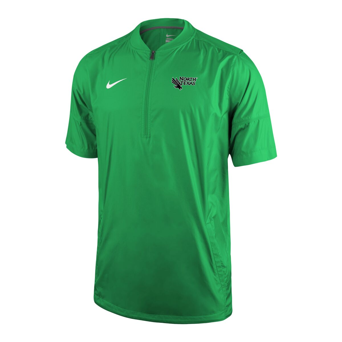 NIKE DRIFIT SHORT SLEEVE JACKET