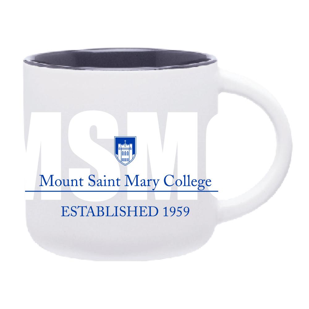 Grey MSMC Minolo Mug