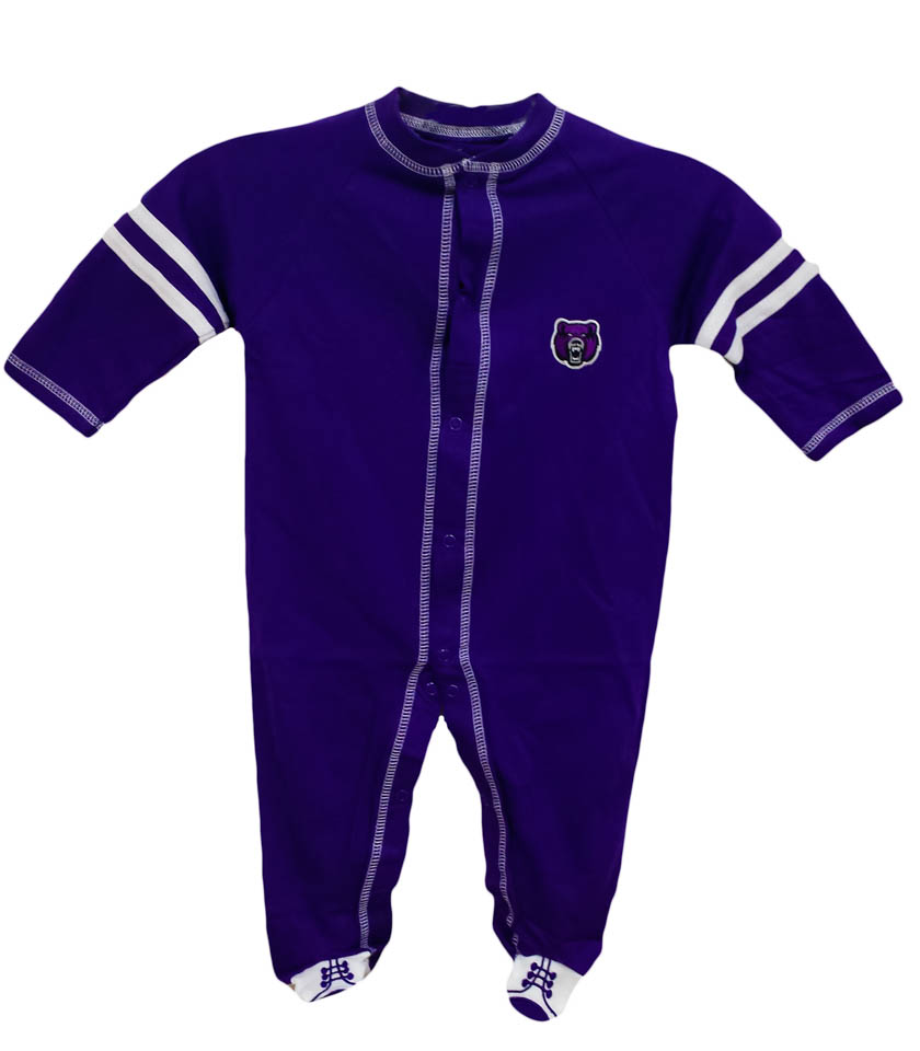 Sports Shoe Footed Romper