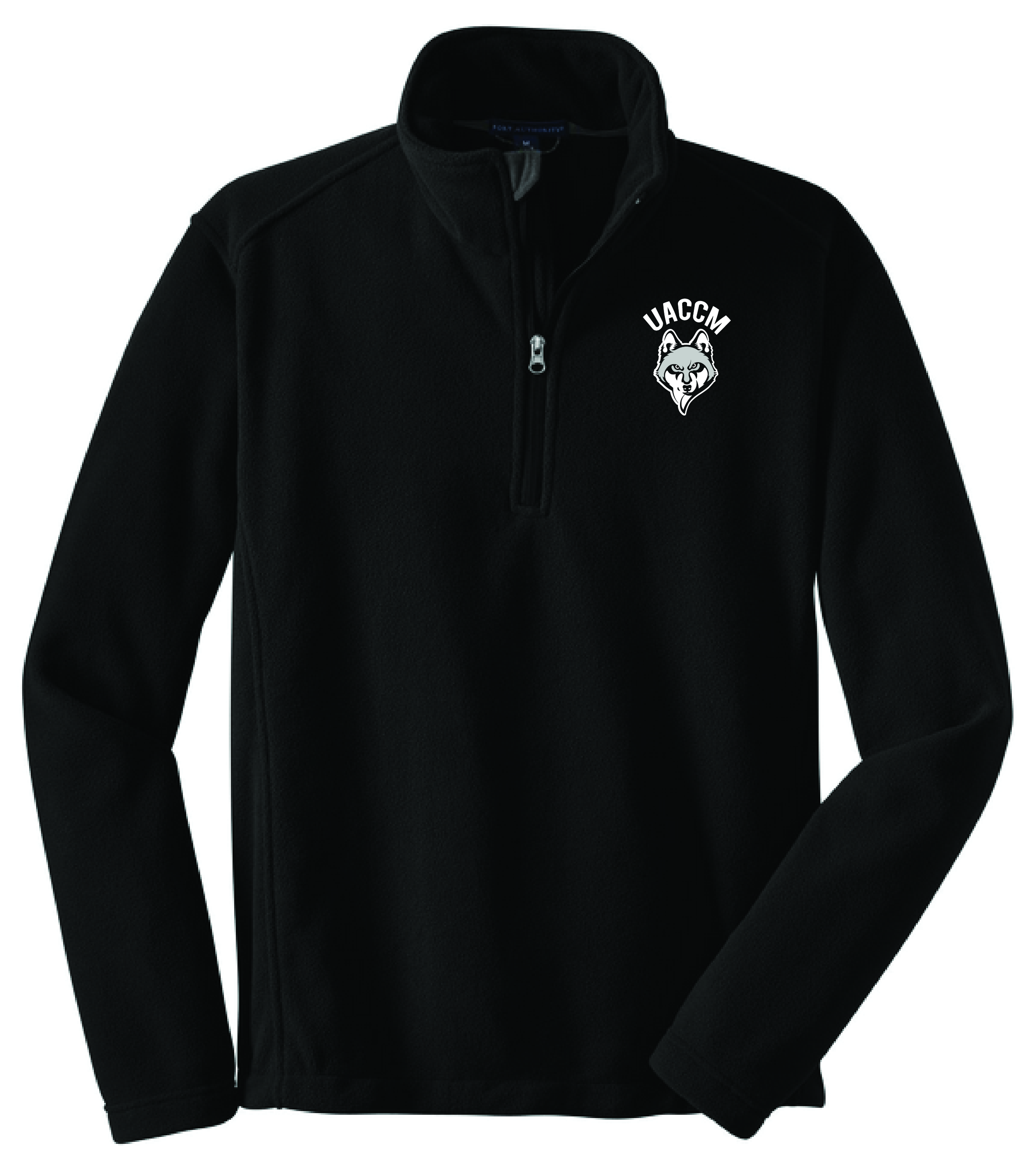 UACCM Fleece 1/4 Zip