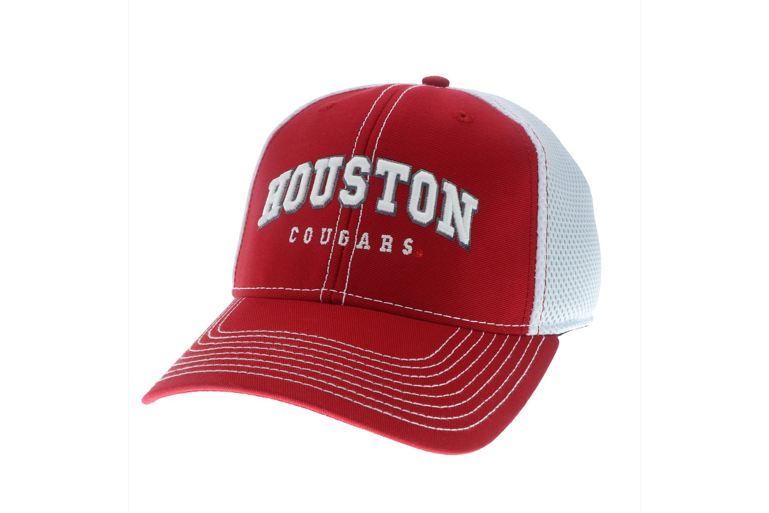 Houston Cougars Structured Cotton  Fit