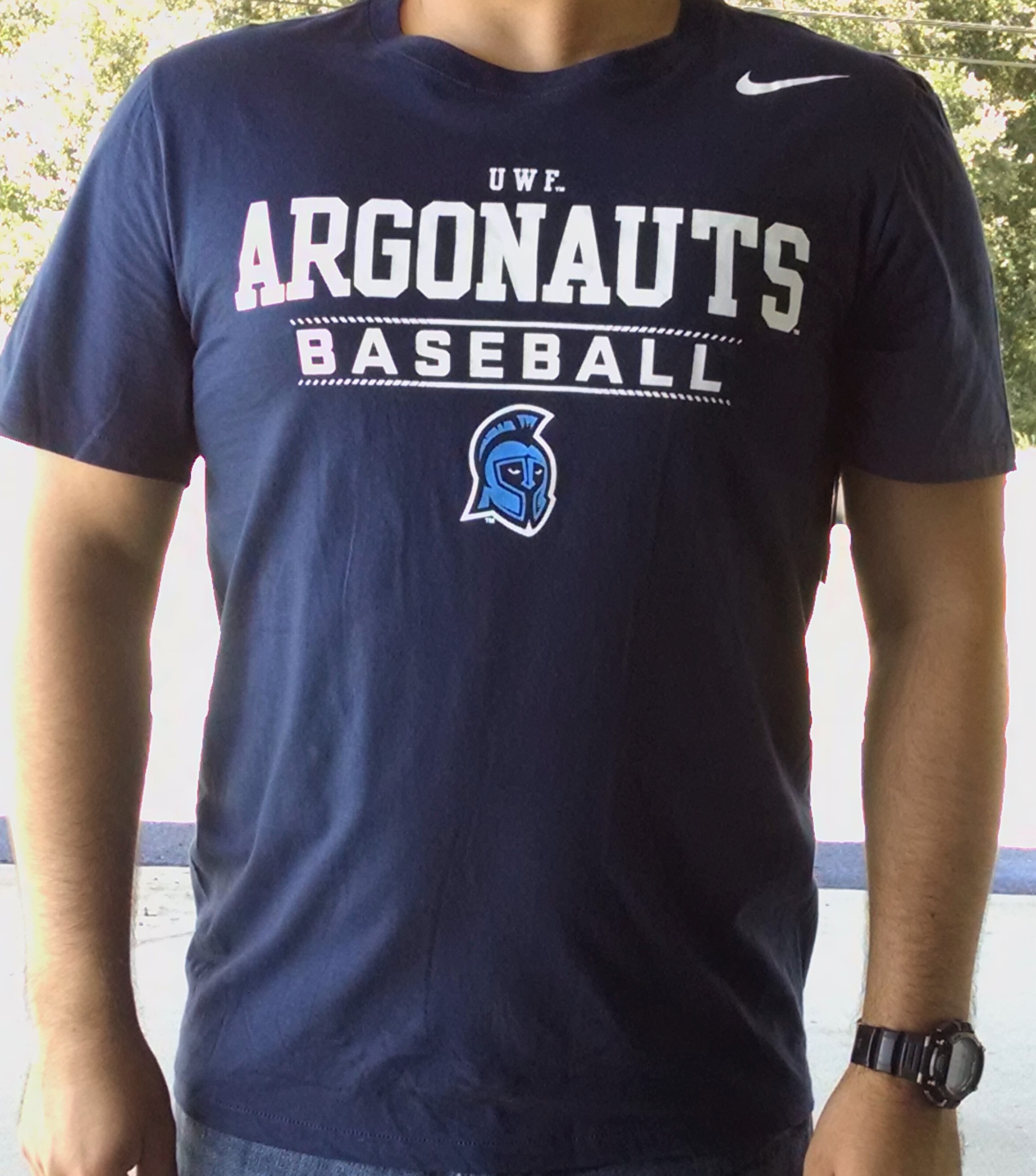 ARGOS BASEBALL SHIRT